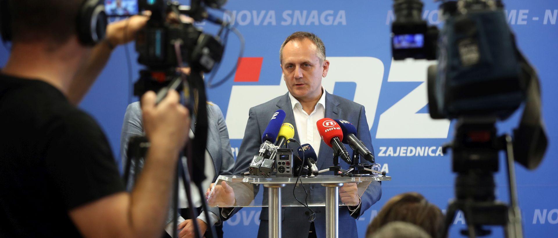 """PRGOMET """"Roditelji nose sapun u vrtiće, a Bandić bi bacio 10 posto gradskog proračuna"""""""