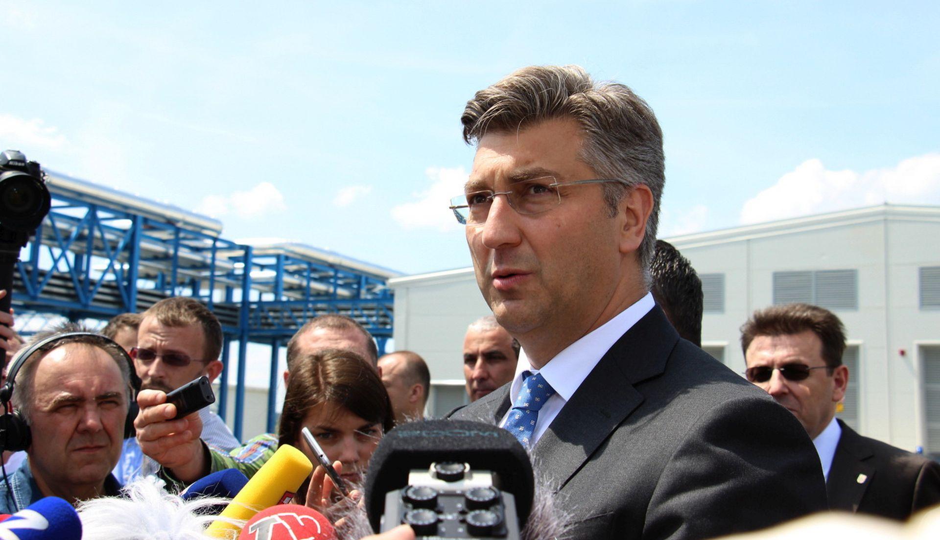 """PLENKOVIĆ """"Za krizu u Agrokoru odgovoran je vlasnik i ranija uprava, tu nema dileme"""""""