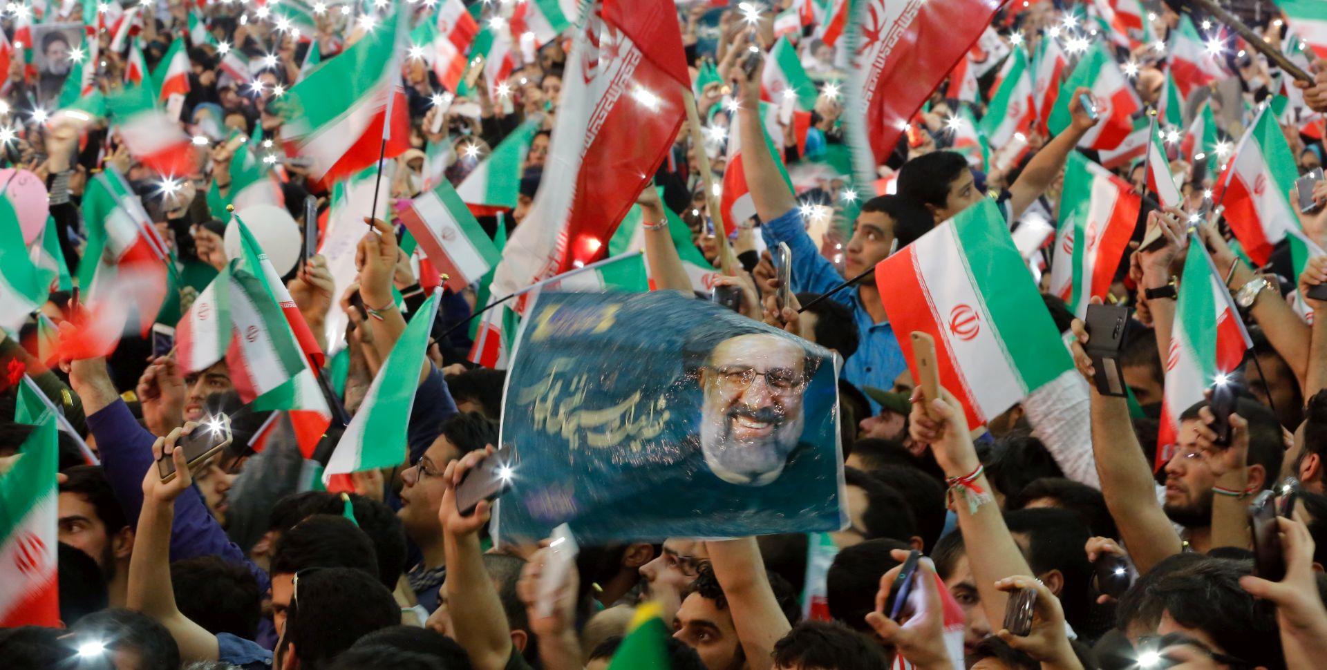 Iran optužuje Trumpa za nestabilnost
