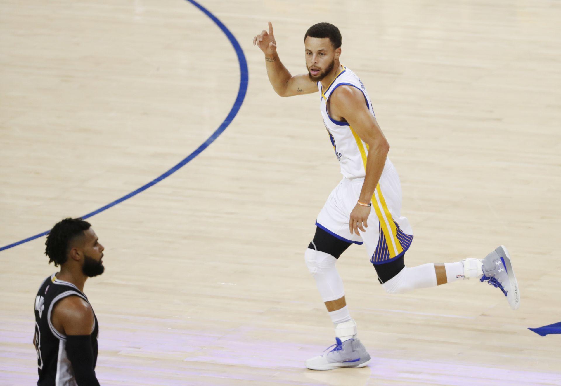 NBA Golden State treću godinu zaredom u finalu