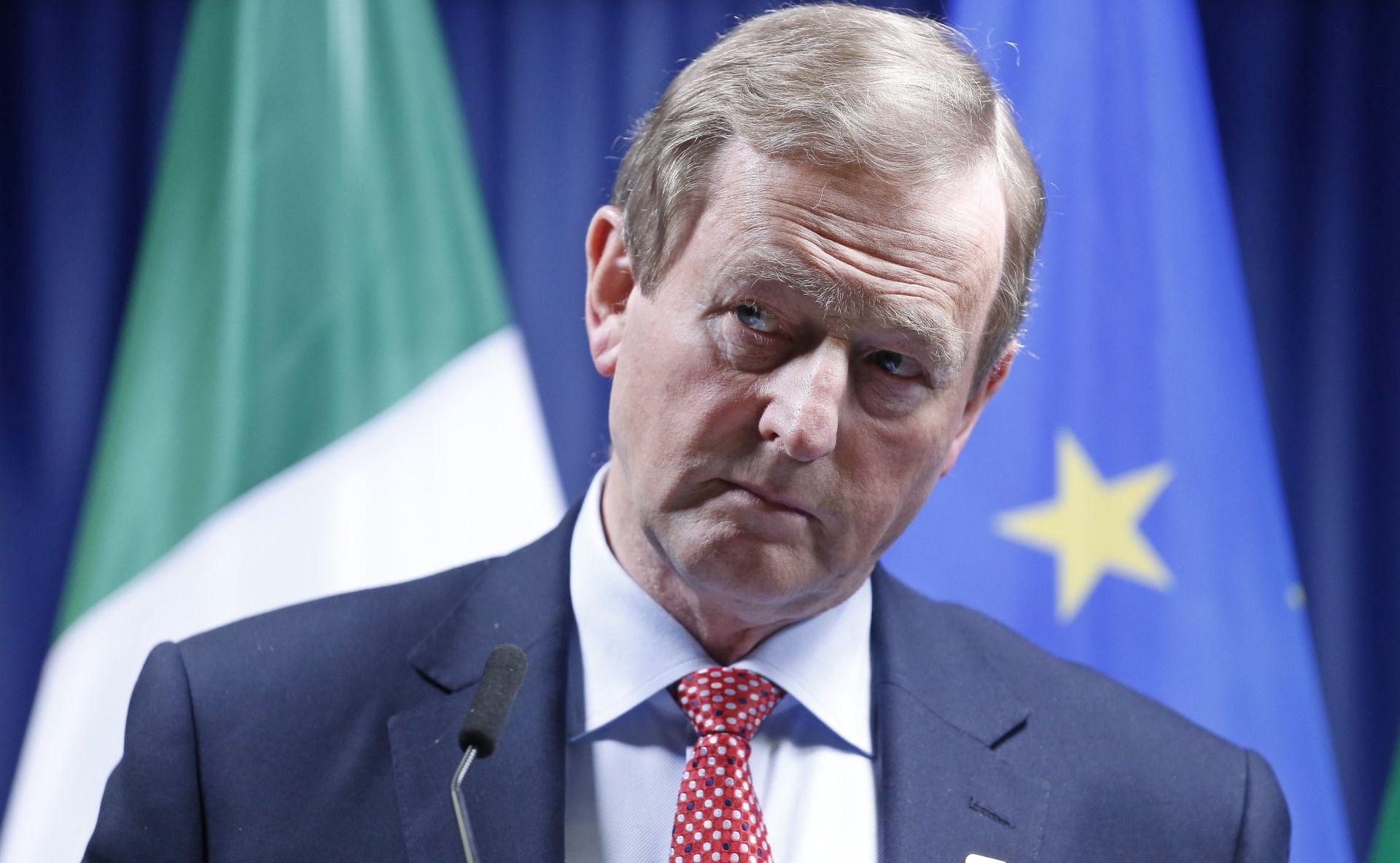 Irski premijer Enda Kenny najavio ostavku
