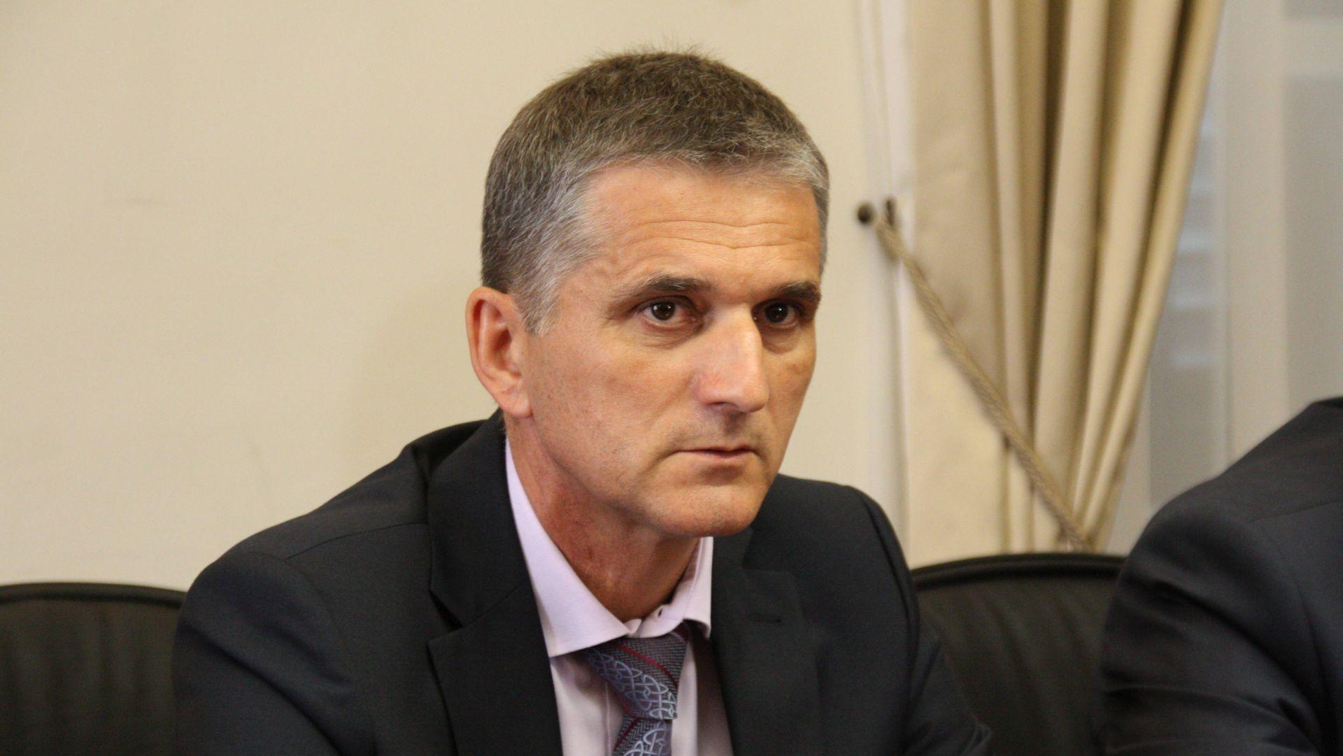 """GORAN MARIĆ """"Niti jedno preseljenje neća biti provedeno, osim ako je financiji povoljnije"""""""
