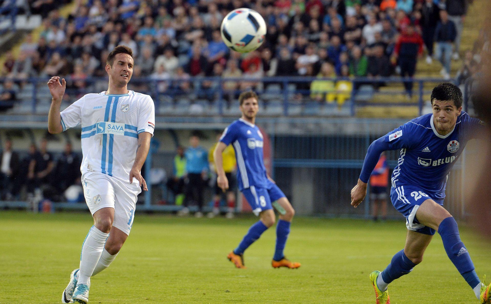 ŠOK NA RUJEVICI Ozljeda Gavranovića uoči derbija s Dinamom