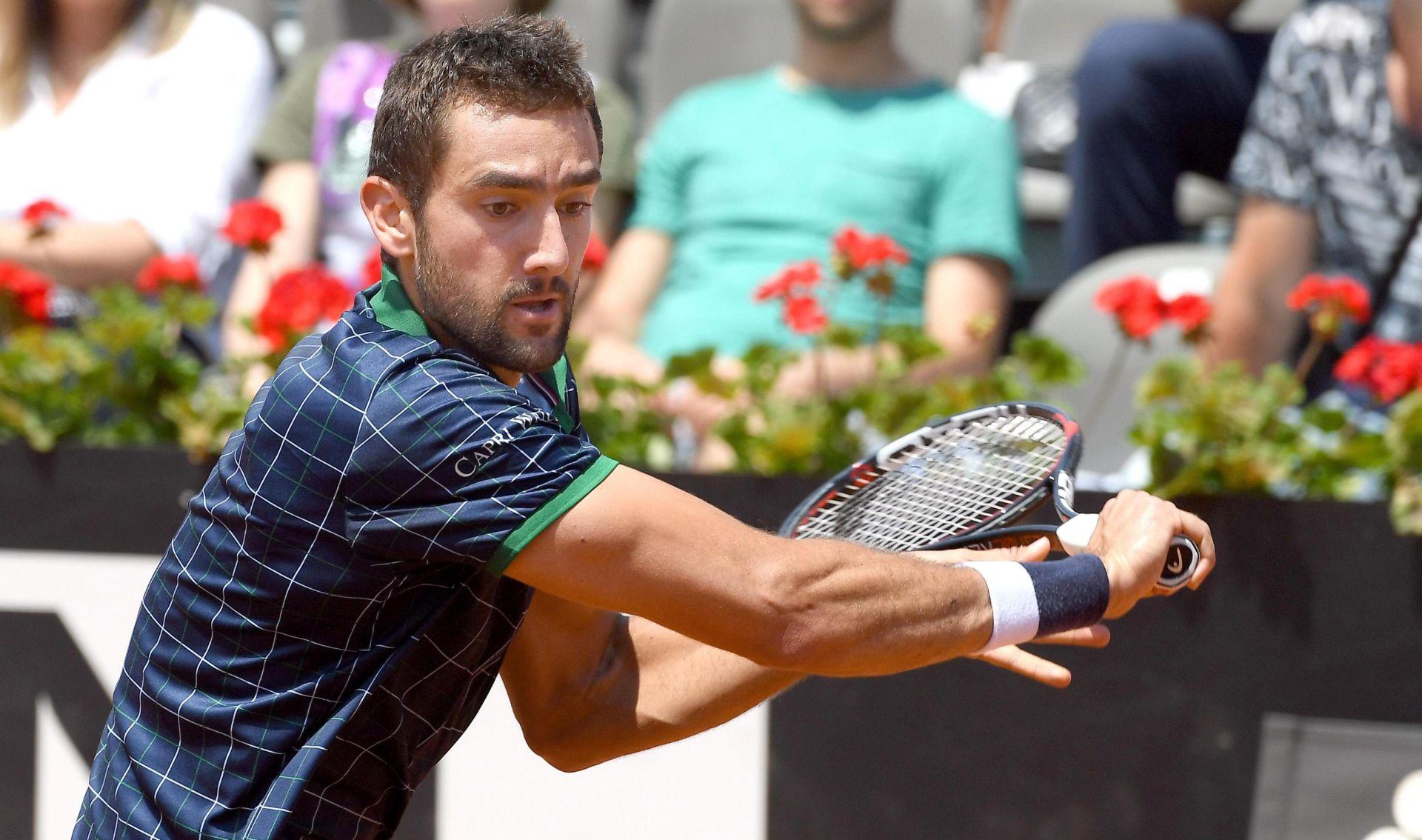 ATP RIM Isner bolji od Čilića u četvrtfinalu