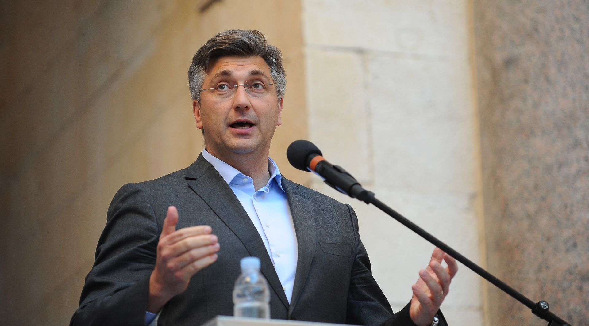 Plenković uoči lokalnih izbora očekuje pobjedu HDZ-a