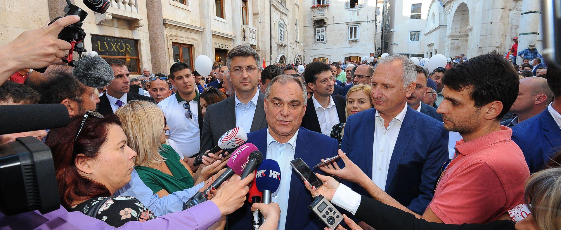 Župan Boban: Zbog potresa me zvao i premijer Plenković