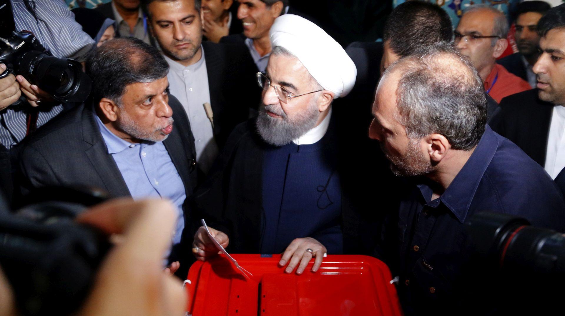 """ROHANI 'Iran je izabrao put """"sloge sa svijetom'"""