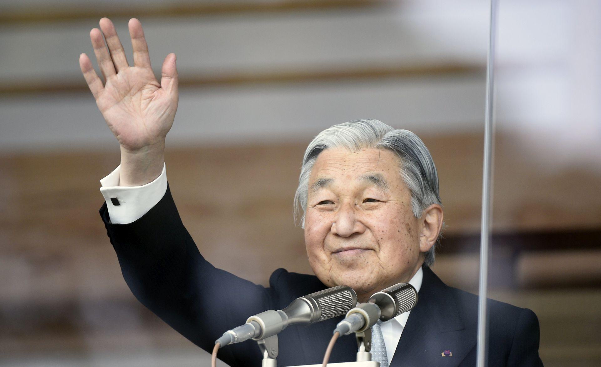Japanska vlada usvojila zakon koji caru omogućuje abdikaciju
