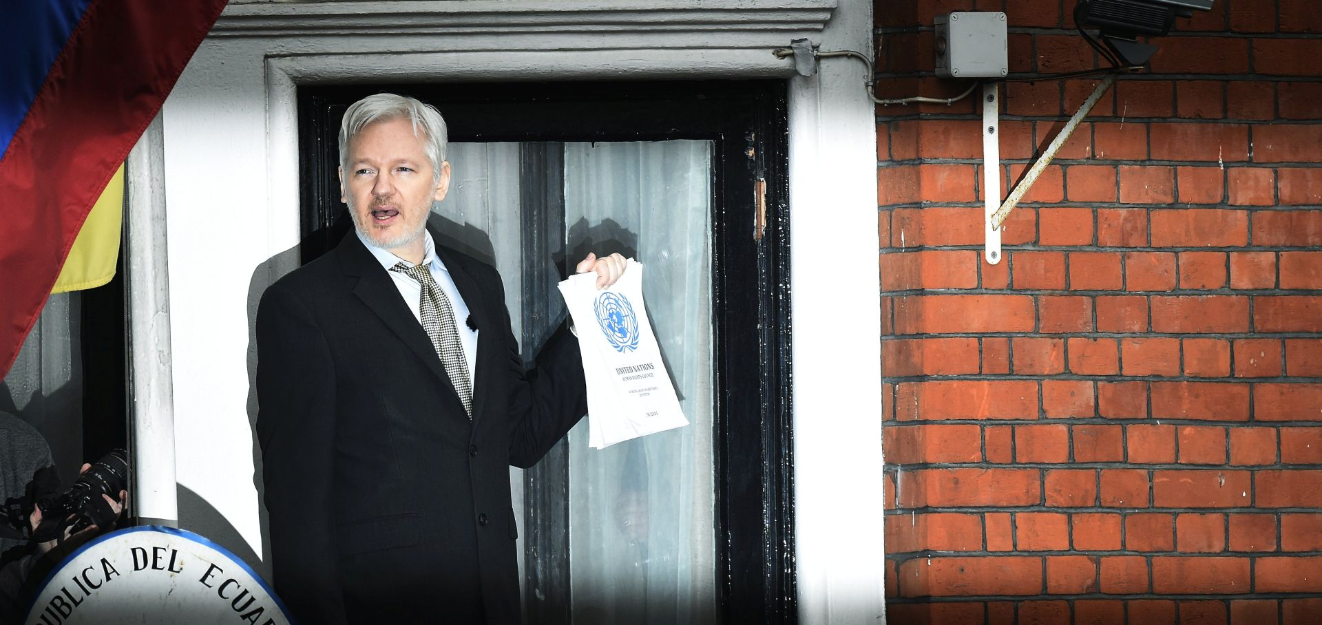Britanski sud odbio povući nalog za uhićenjem Assangea