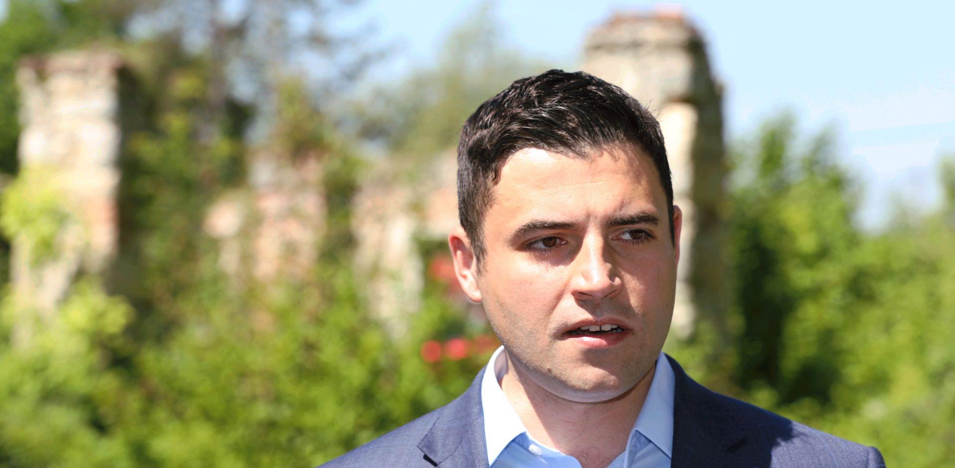 BERNARDIĆ 'SDP više ne računa na Mrsića, ovo je udar na temelje SDP-a'