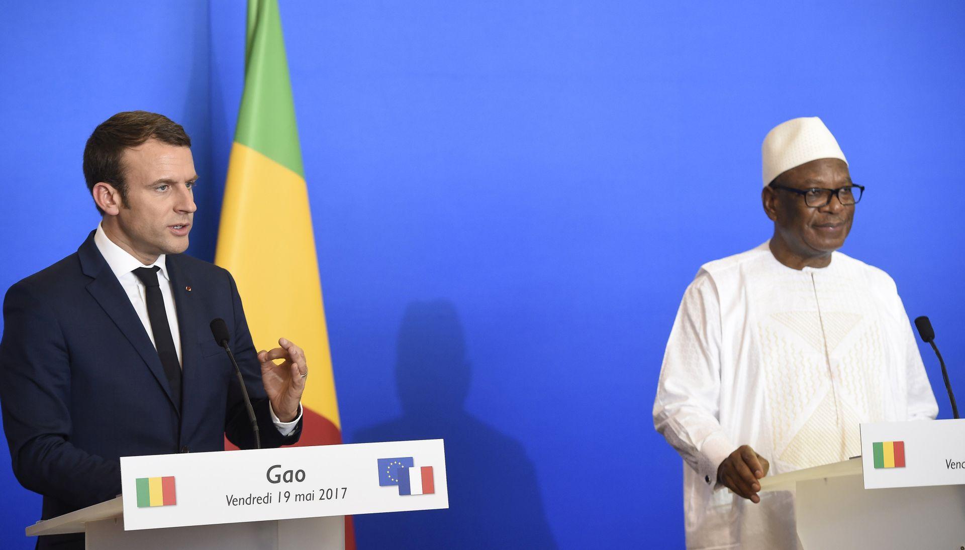 Macron obećao predanost u borbi protiv džihadista u Maliju