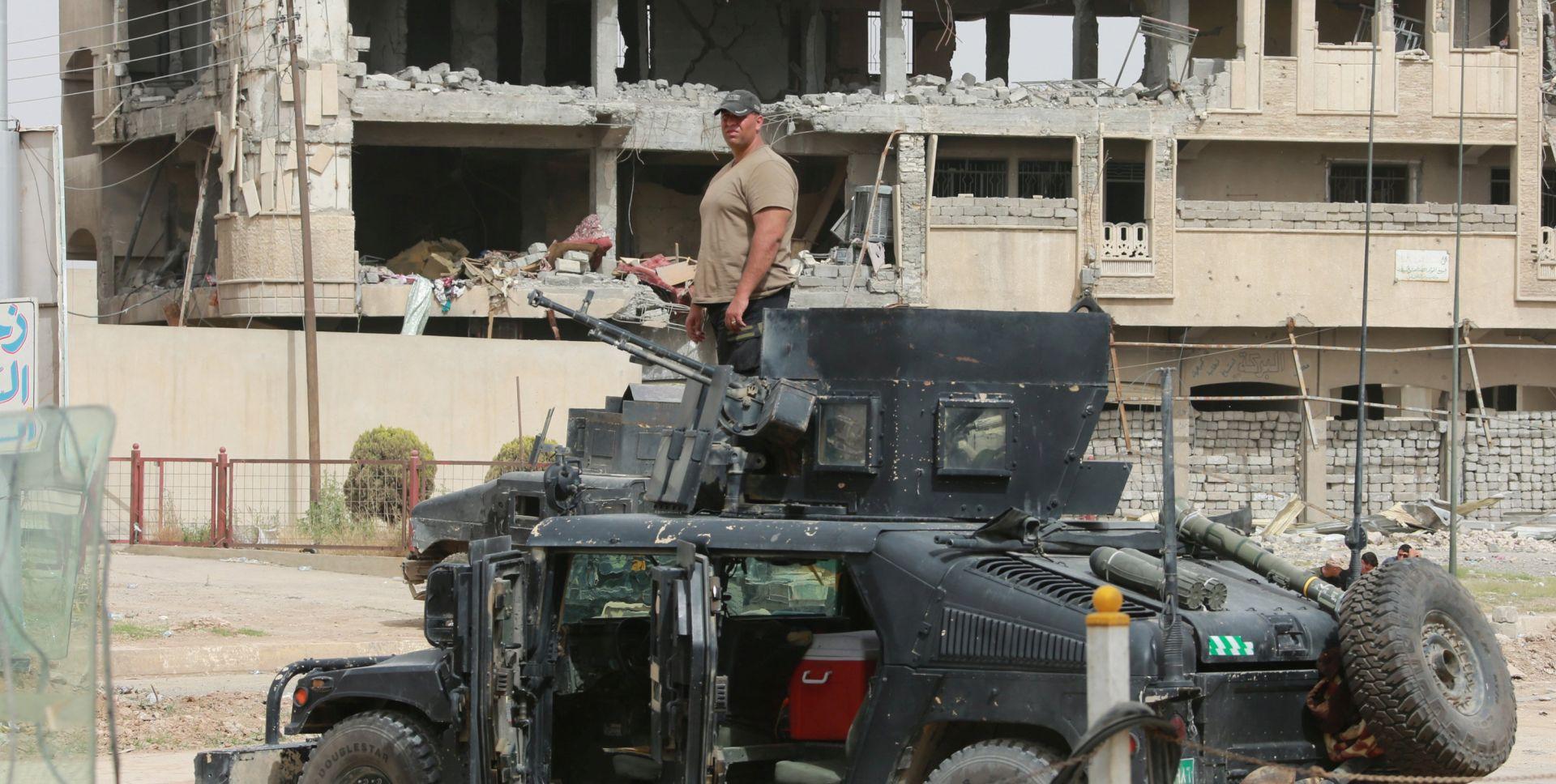 Nova ofenziva na posljednje džihadističke četvrti u Mosulu