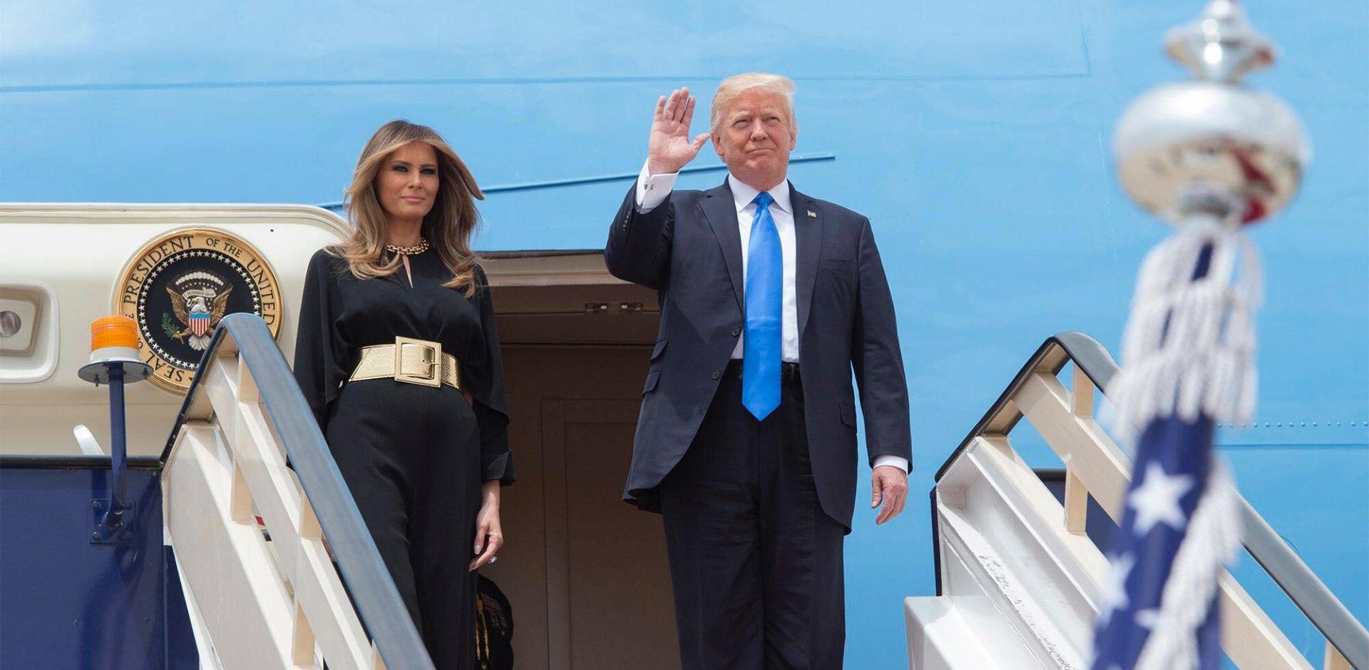 Melania i Ivanka Trump u središtu svih pogleda u Saudijskoj Arabiji