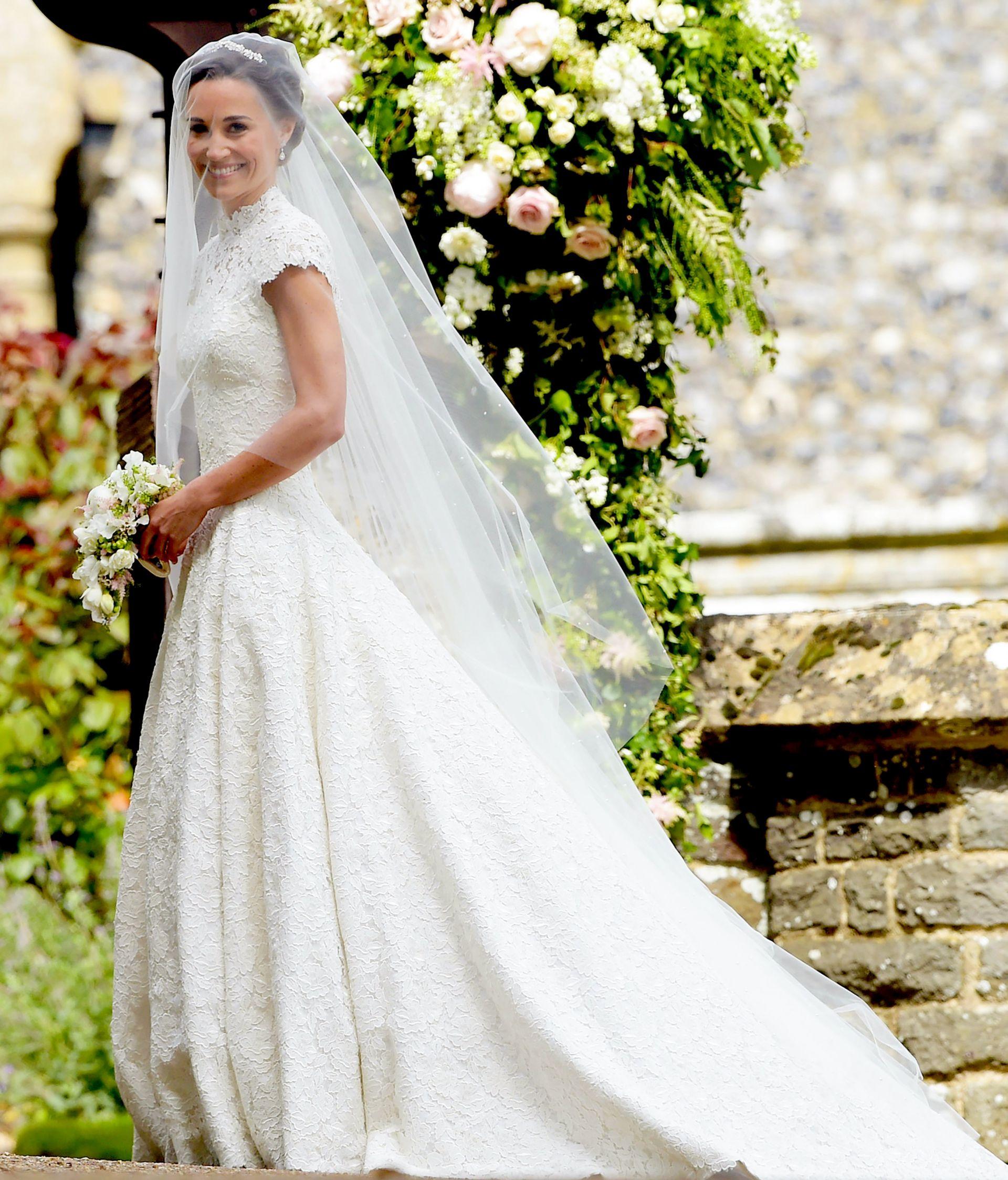 Mlađa sestra Kate Middleton udala se okružena britanskim plemstvom