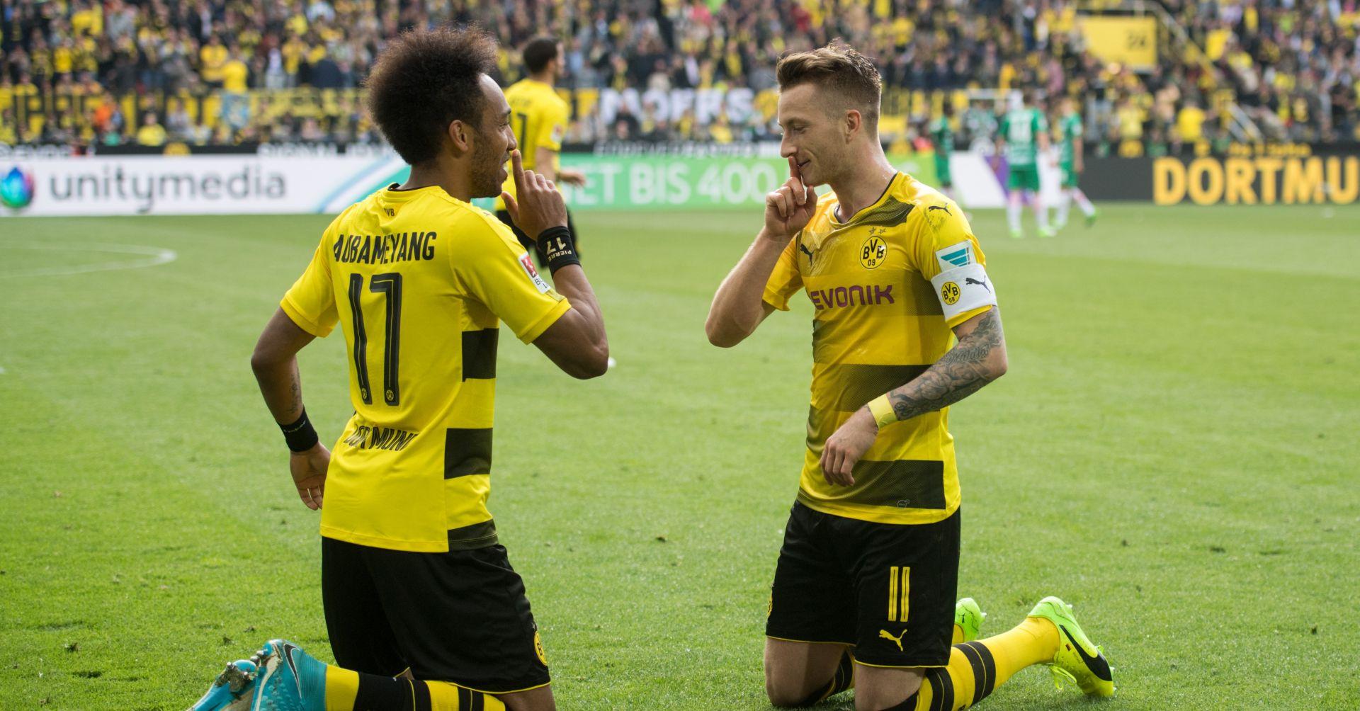 NJEMAČKA HSV se spasio, Dortmund u Ligi prvaka