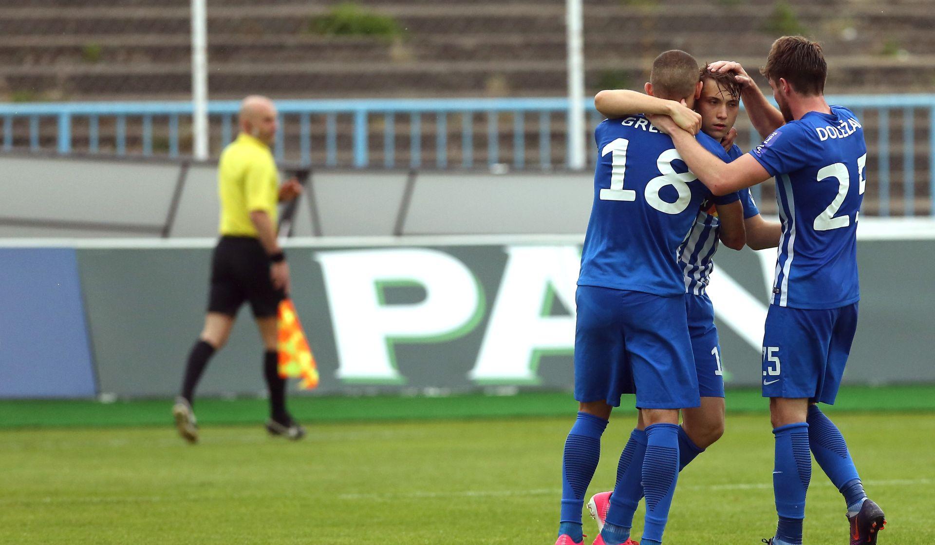 Lokomotiva – Slaven Belupo 2-1