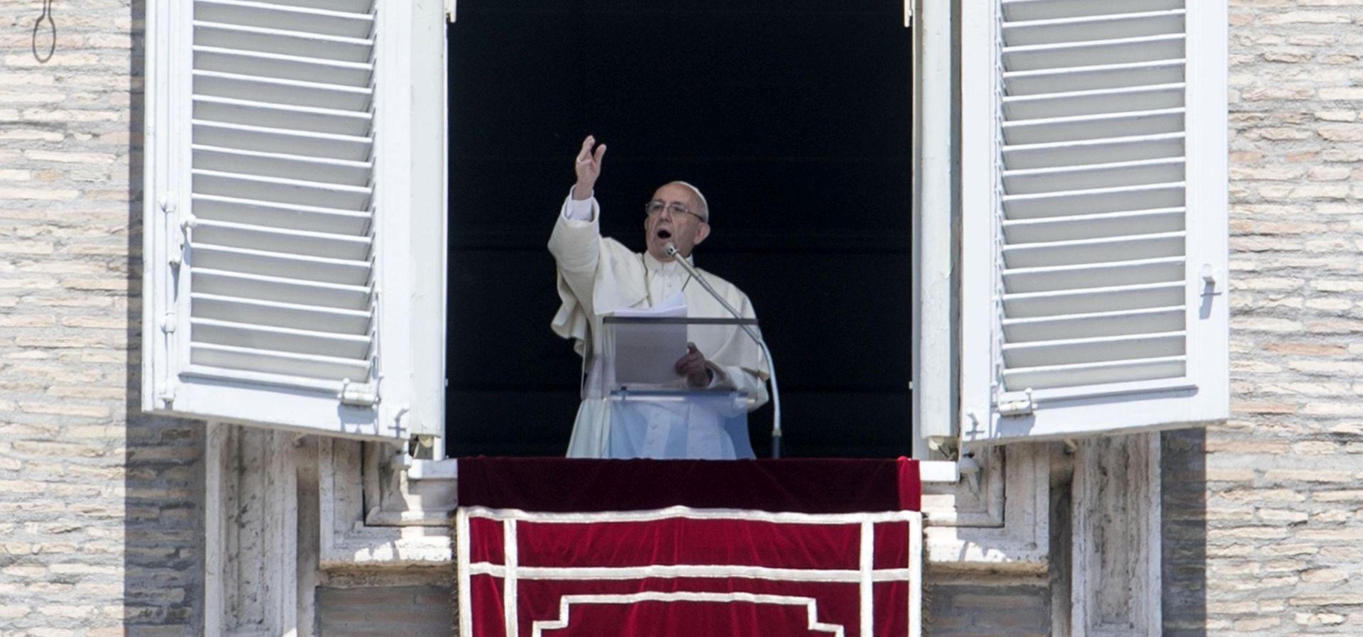 Papa Franjo će imenovati pet novih kardinala