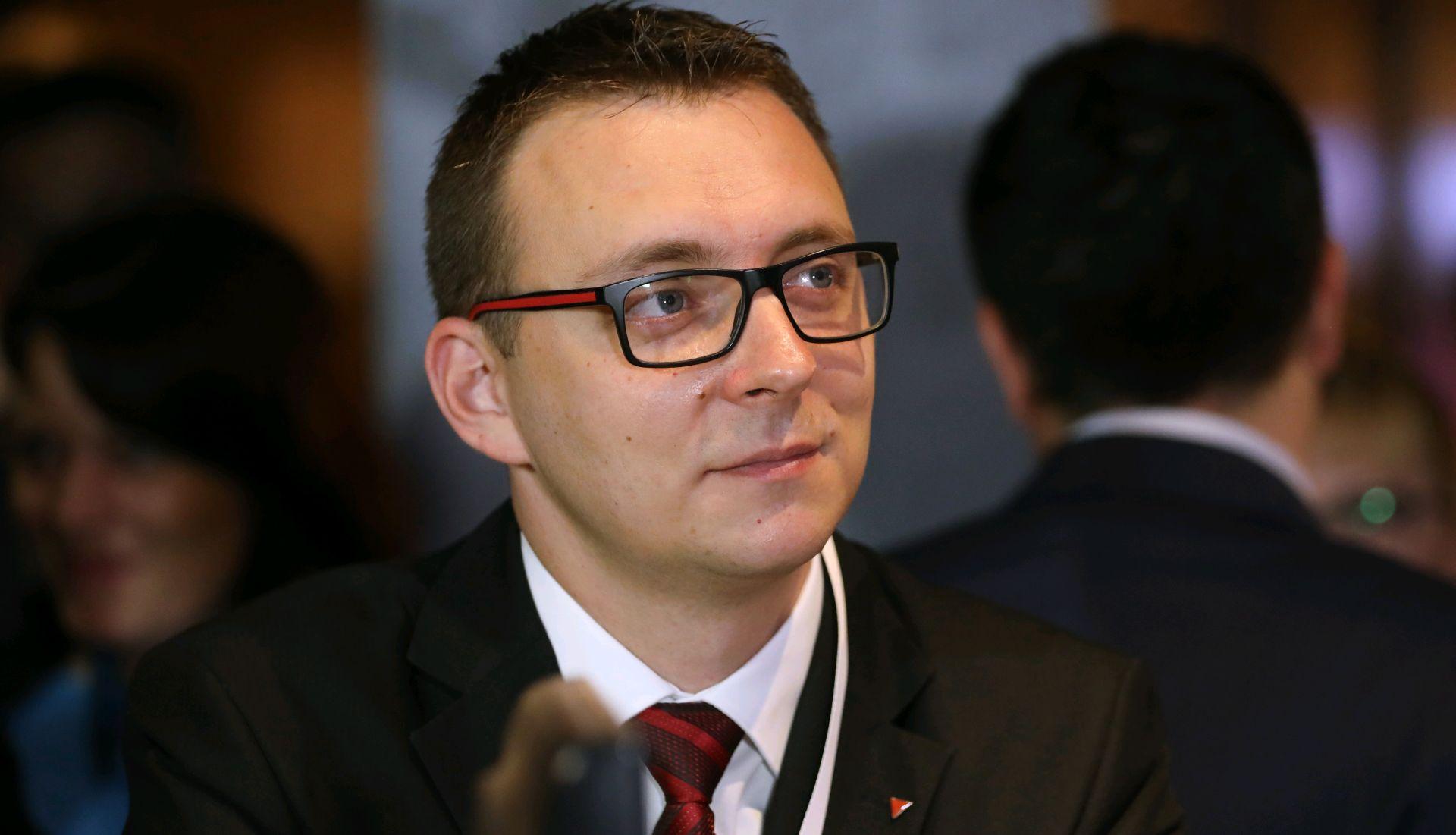 """GLAVAŠEVIĆ """"Bernardić još nema vještinu da izazove Plenkovića"""""""