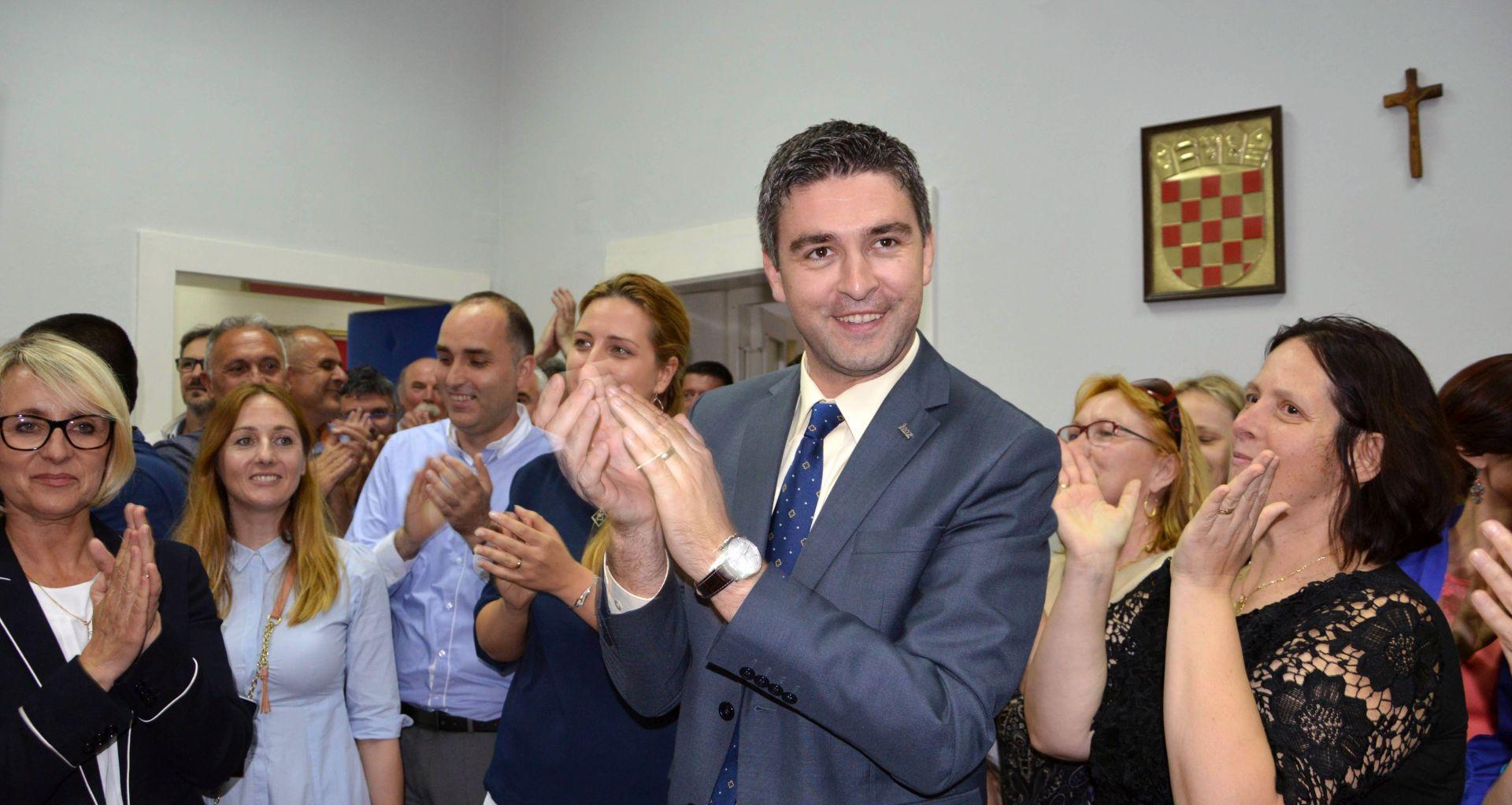 HDZ-ovi Franković i Dobroslavić uvjereni u pobjedu u 2. krugu