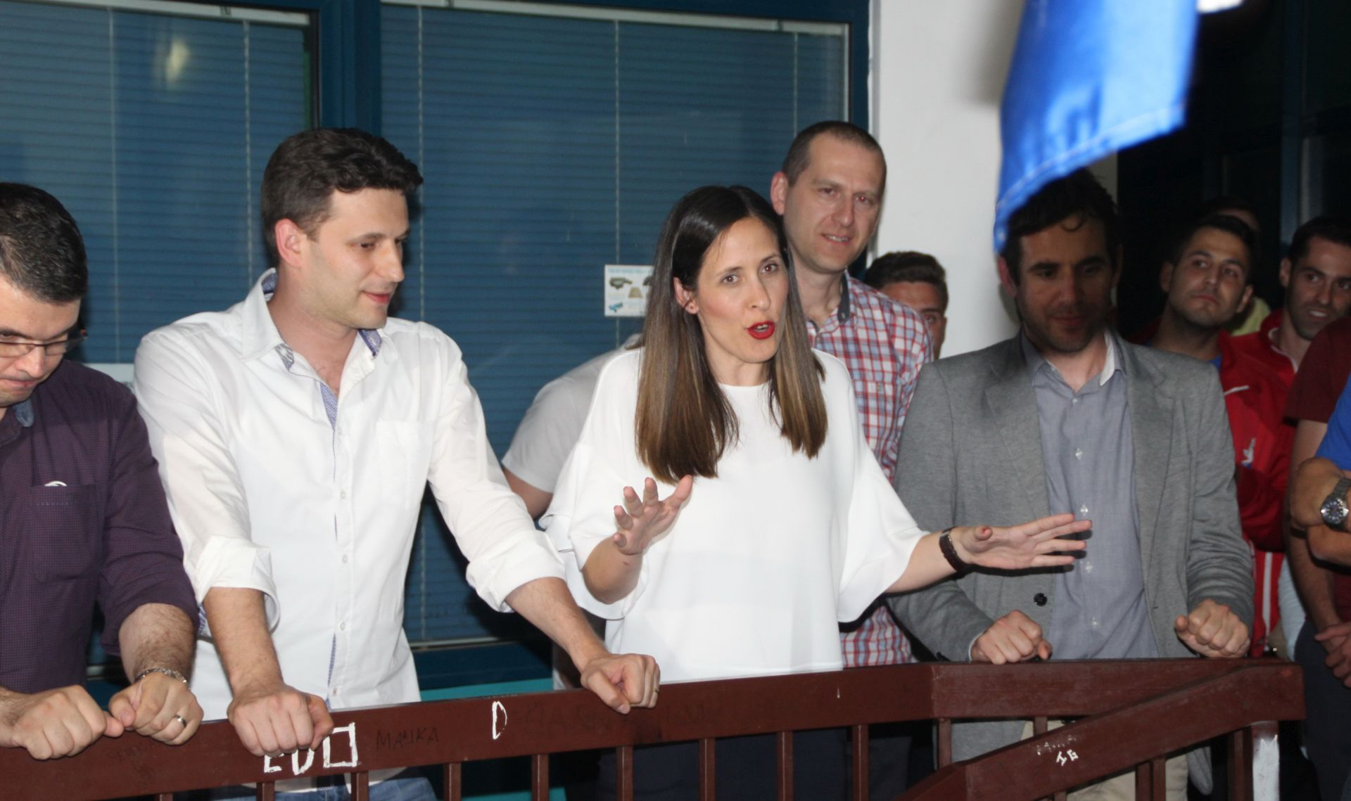 KATARINA UJDUR 'Ne bih rekla da smo izgubili Metković, građanima ćemo pokazati da nema povratka na staro'