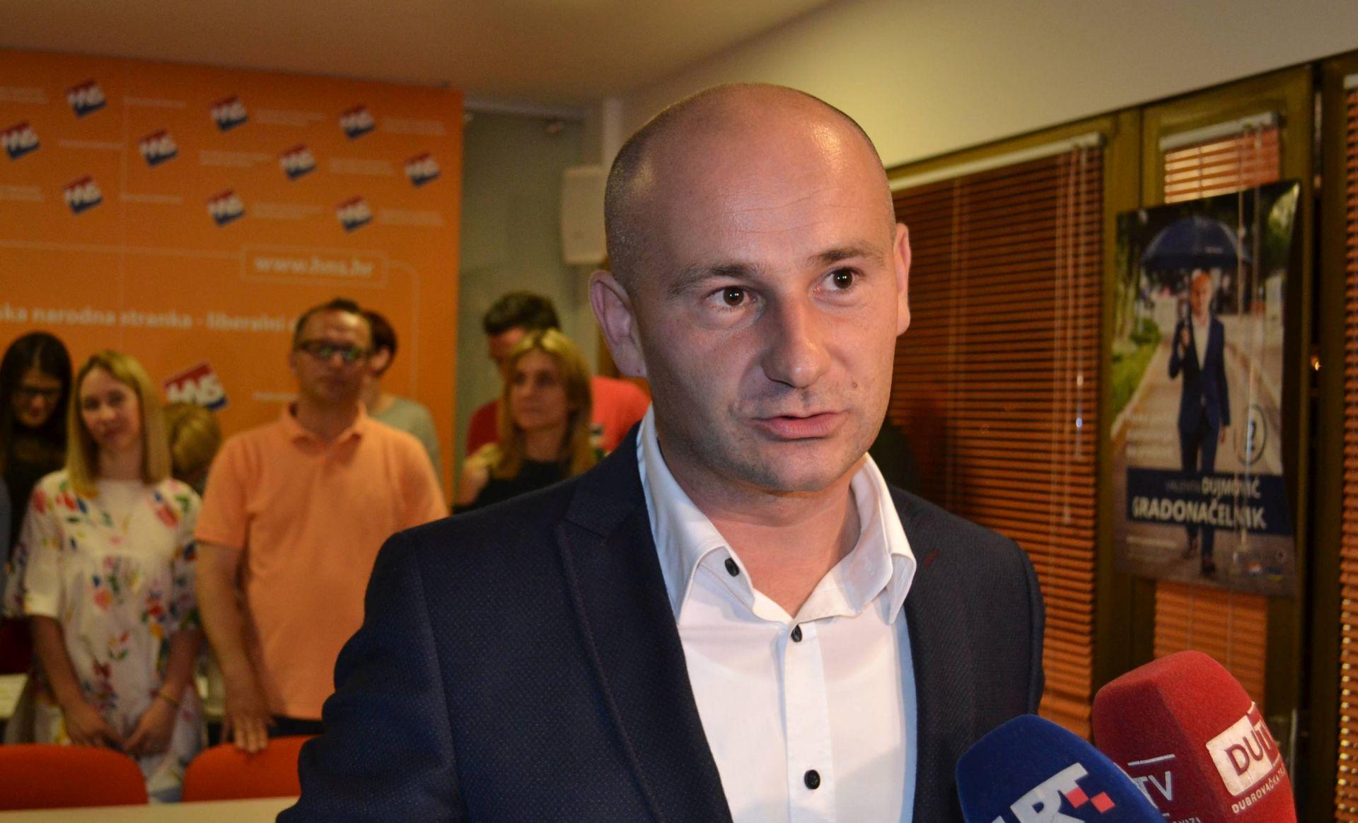 Capor pozvao Dujmovića da objavi zapisnik sa sastanka s tvrtkom Razvoj Golf