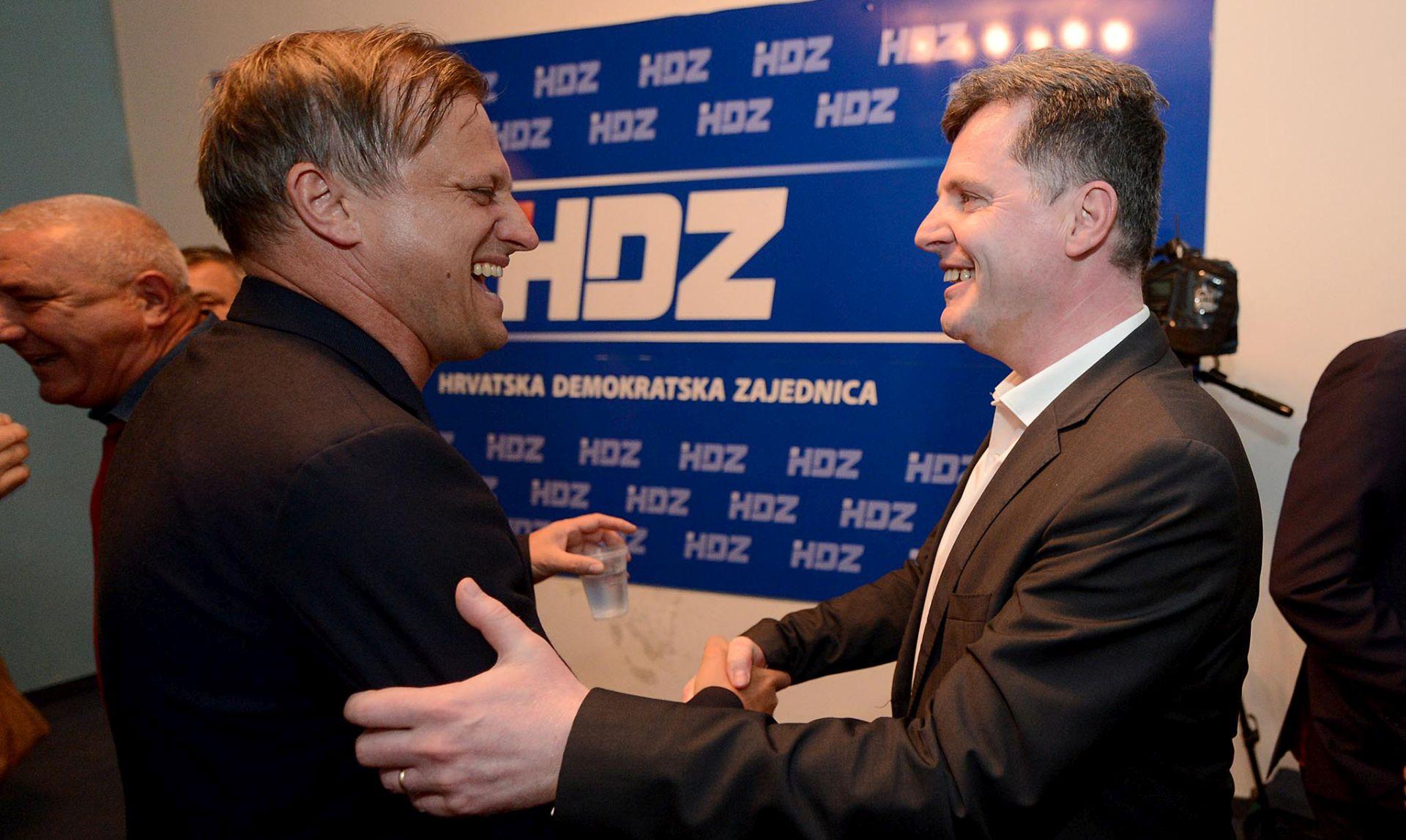 HDZ-ov Branko Dukić postao novi gradonačelnik Zadra