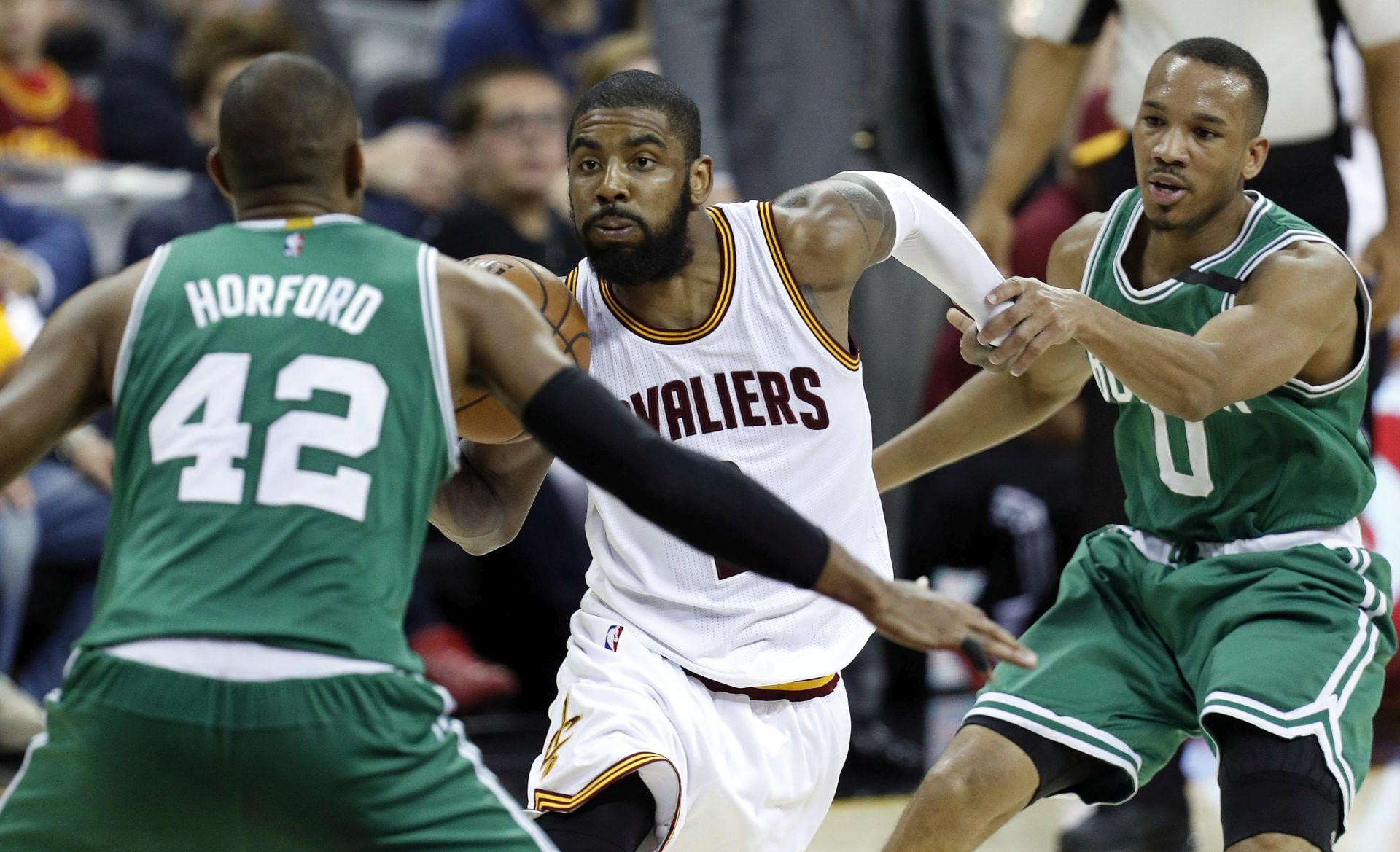 NBA Boston prekinuo pobjednički niz Clevelanda