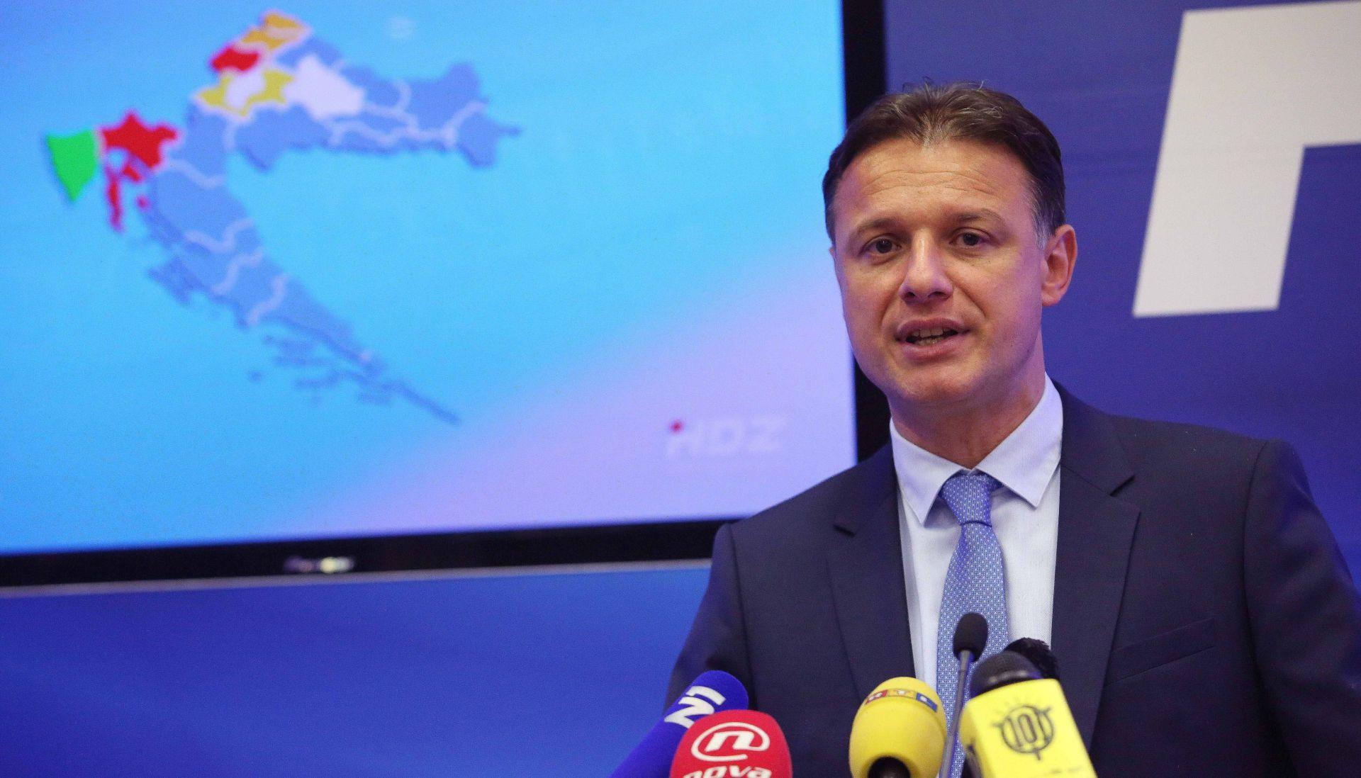 JANDROKOVIĆ 'HDZ je uvjerljivi pobjednik lokalnih izbora'