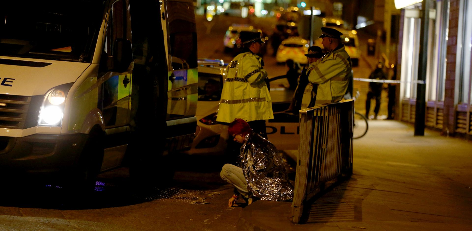 20 životno ugroženo nakon eksplozije u Manchesteru
