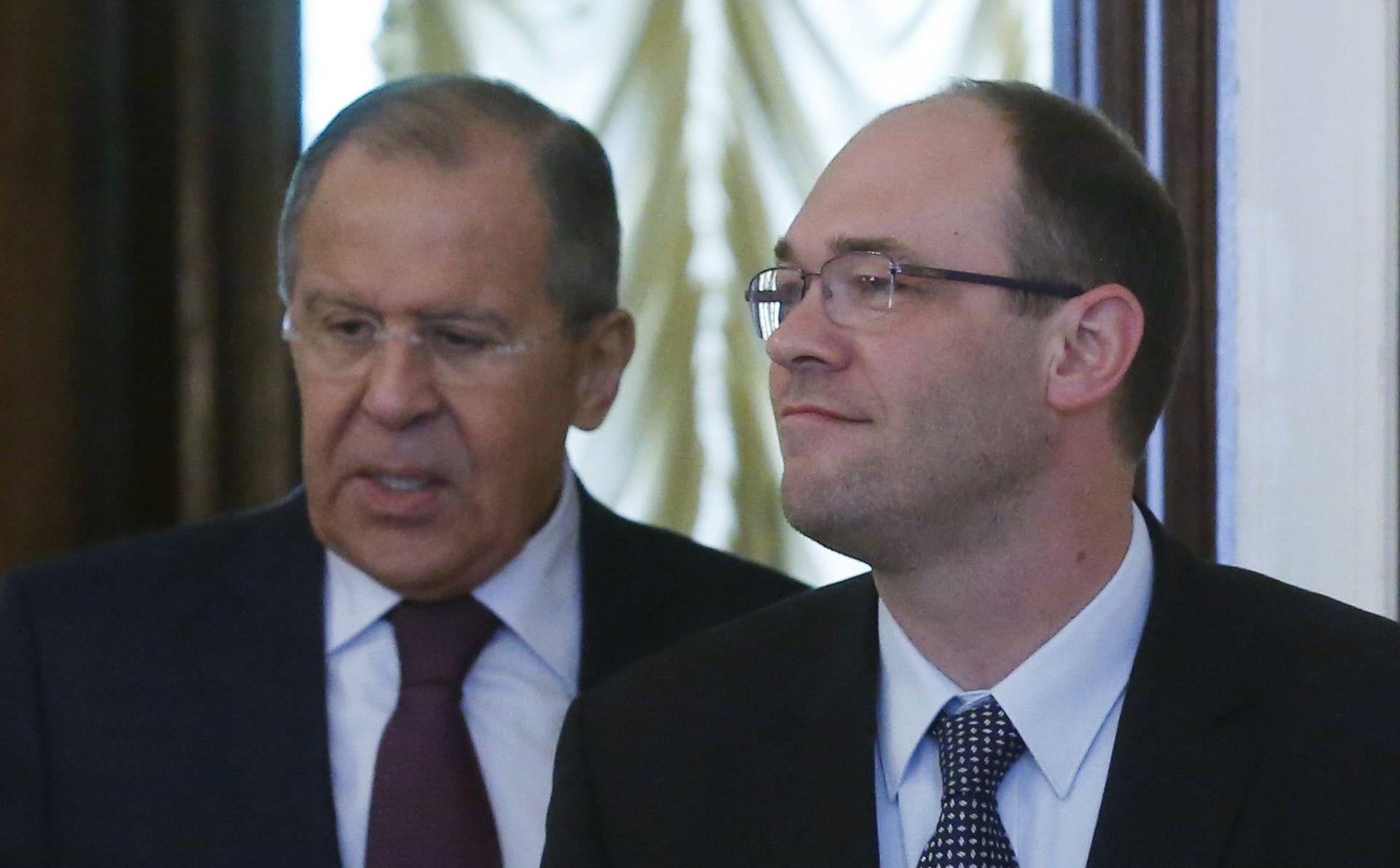 STIER 'Otvorena je nova faza u dijalogu s Ruskom Federacijom'