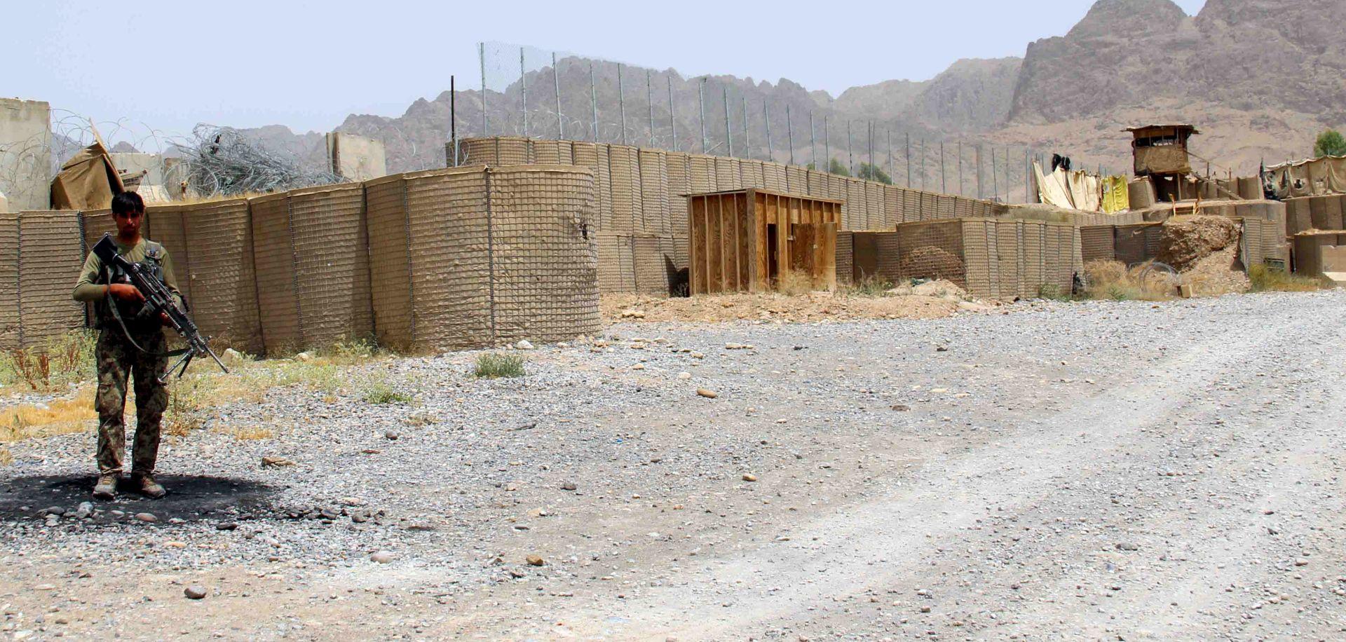 AFGANISTAN U napadu autobombom najmanje 13 mrtvih