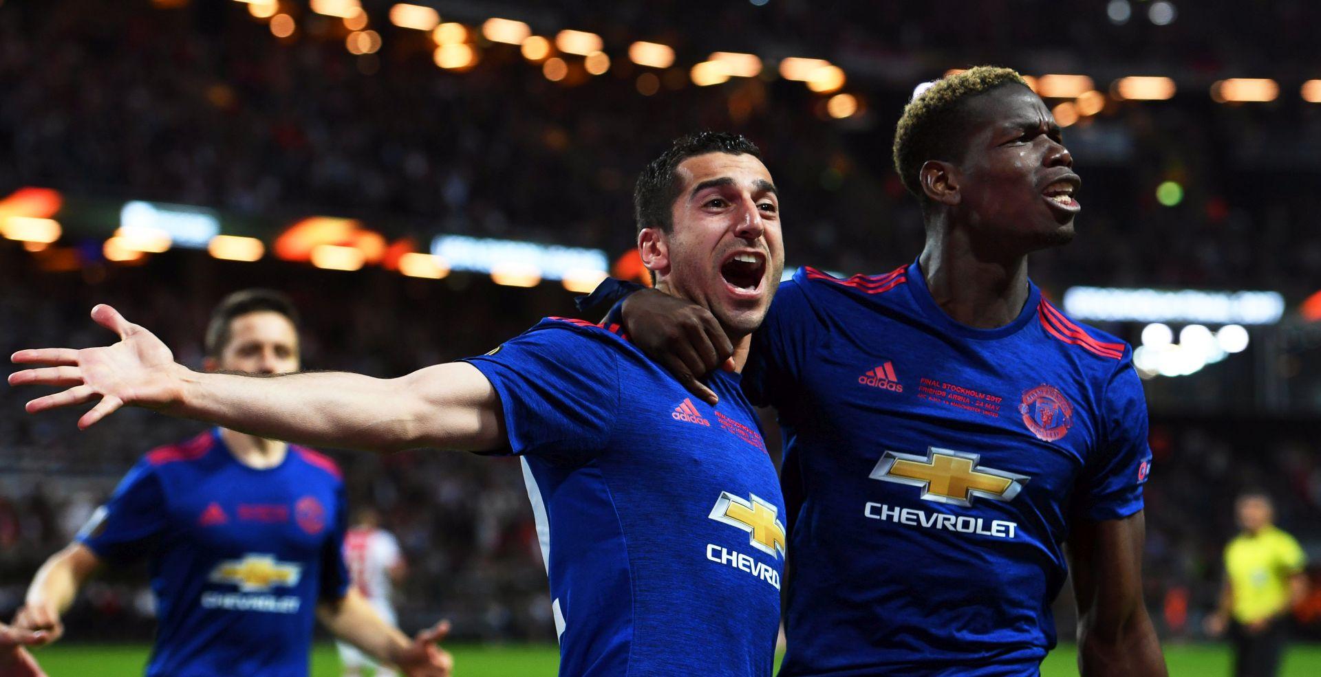 EUROPA LIGA Manchester slavio protiv mladog Ajaxa