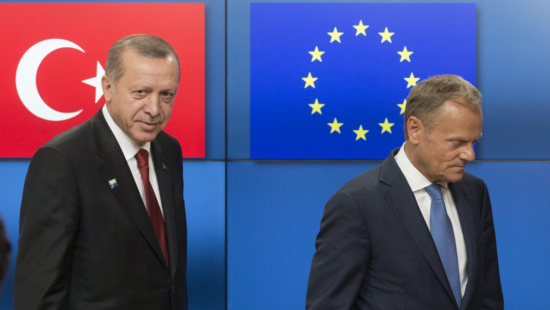 """ERDOGAN """"Vrijeme je da EU odluči o turskom članstvu"""""""