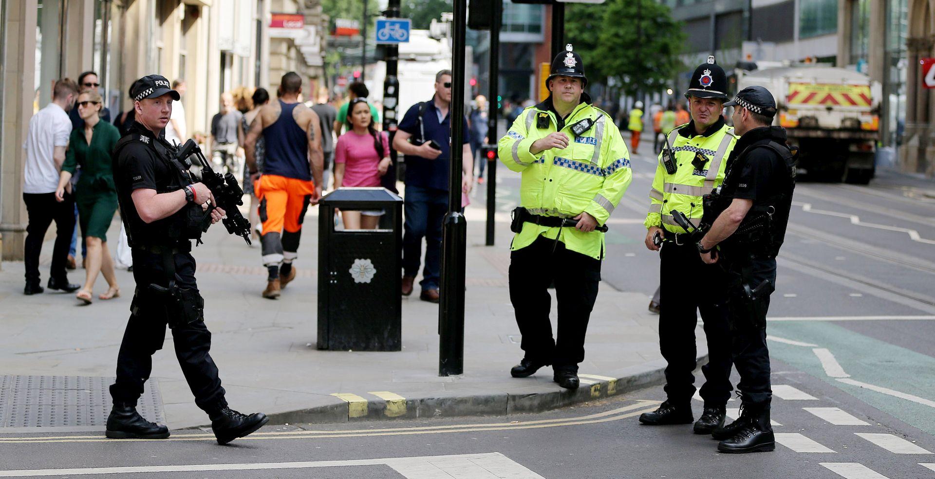 Incident u središnjoj Engleskoj nema veze s terorizmom