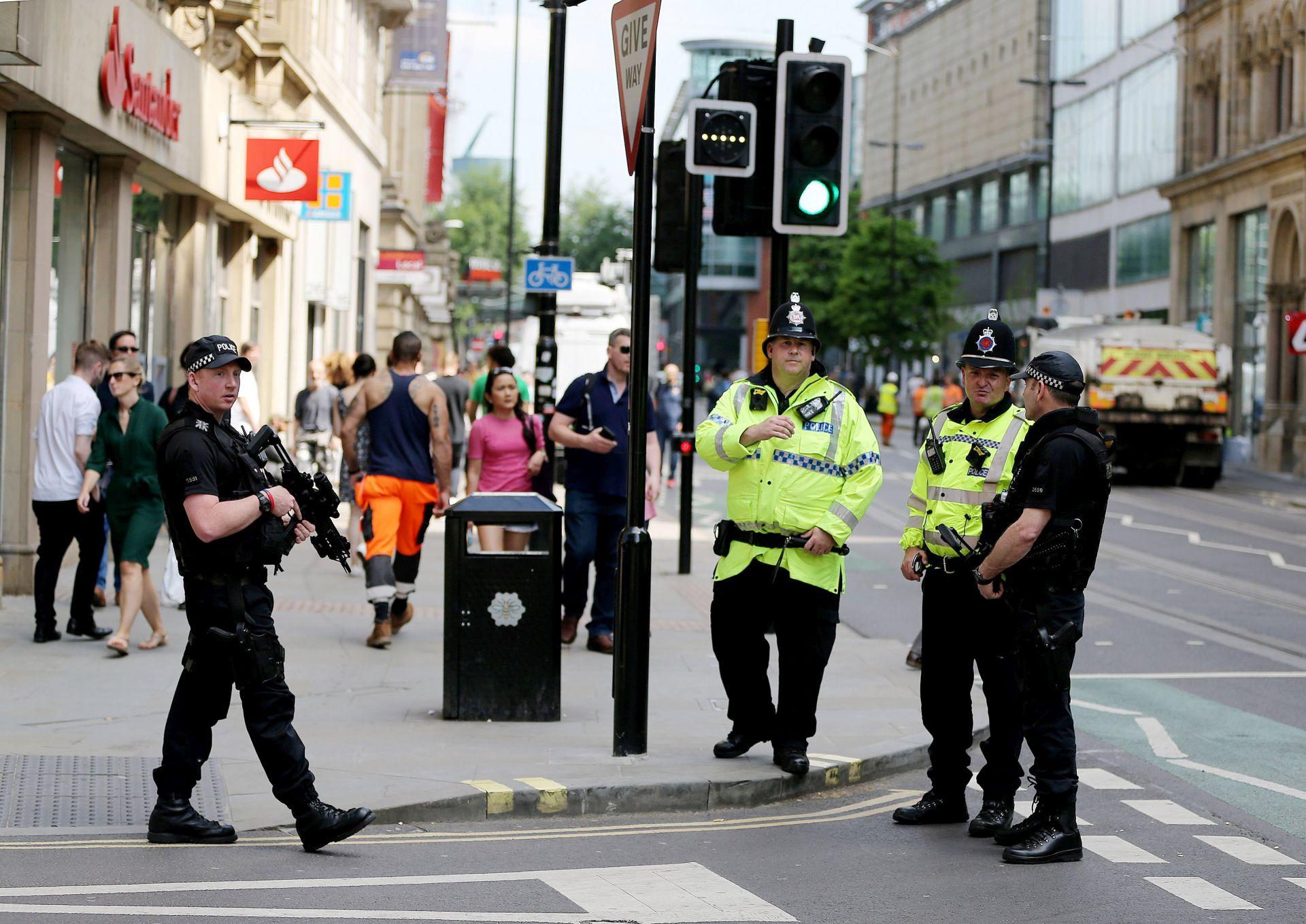 Britanija budna i združena protiv terorizma