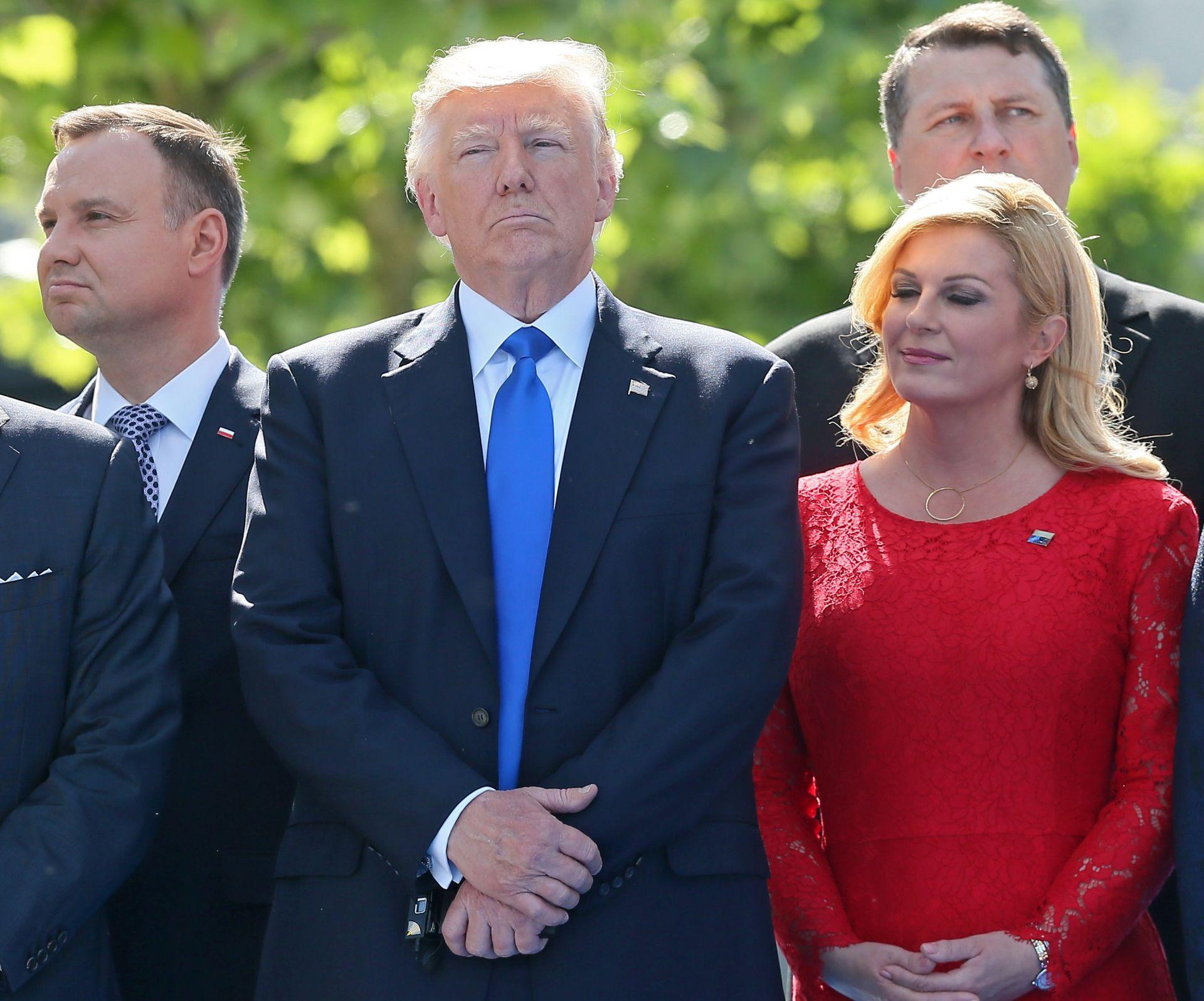 PREDBOŽIĆNI FOLLOW UP Grabar Kitarović posjećuje Trumpa