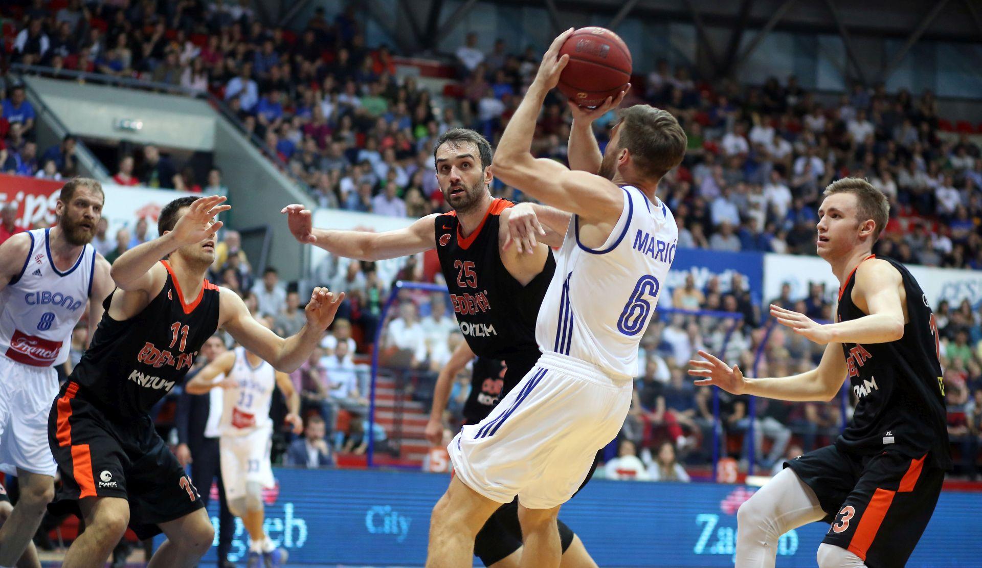 PH košarka – Cibona izborila meč loptu