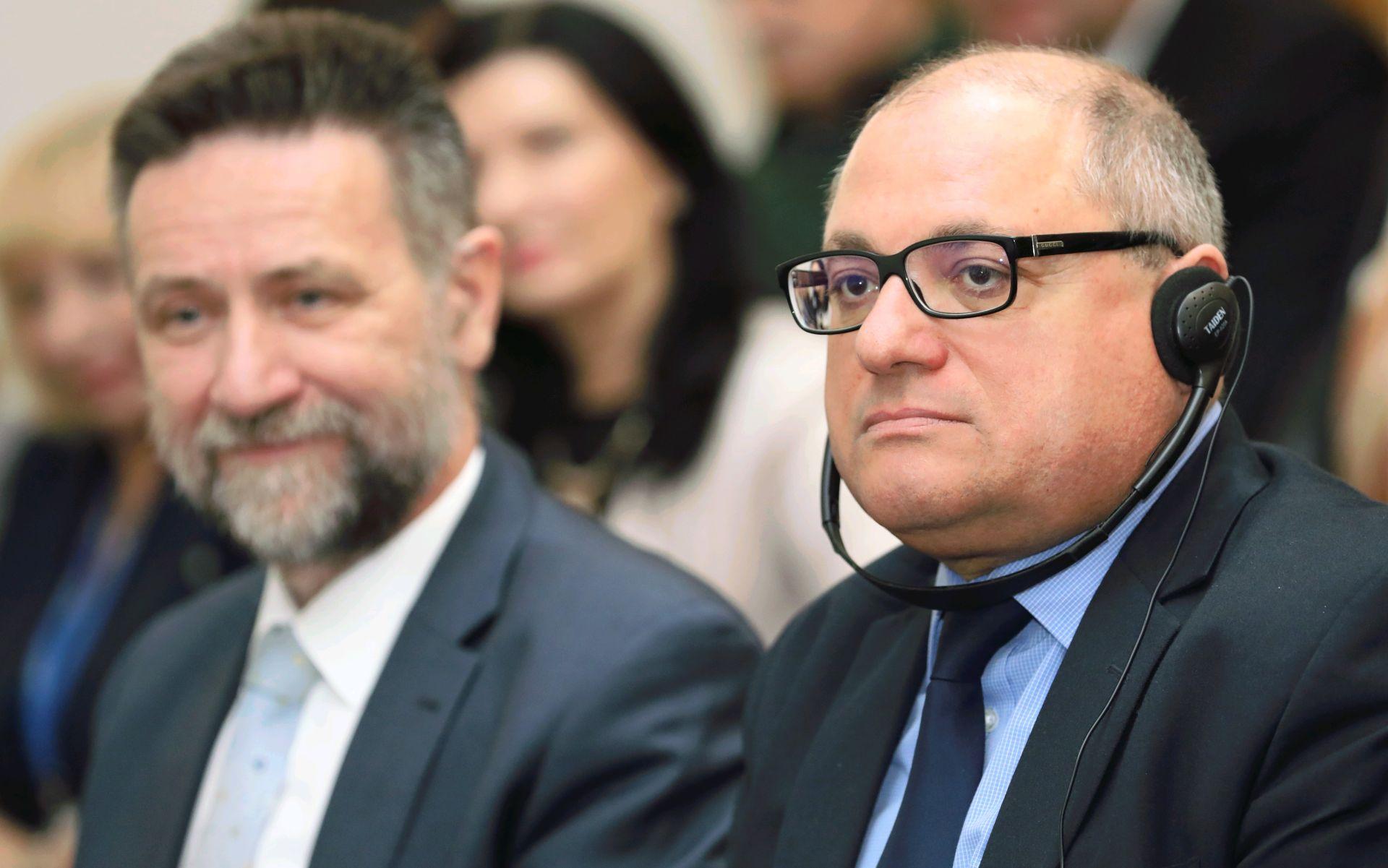 MINISTAR BARIŠIĆ 'Djelovanje Ministarstva usmjereno na razvoj i promociju strukovnog obrazovanja'