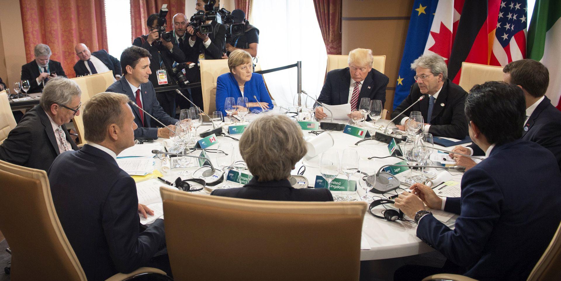 G7 dogovorio akcije protiv terorizma, klima još uvijek kamen spoticanja