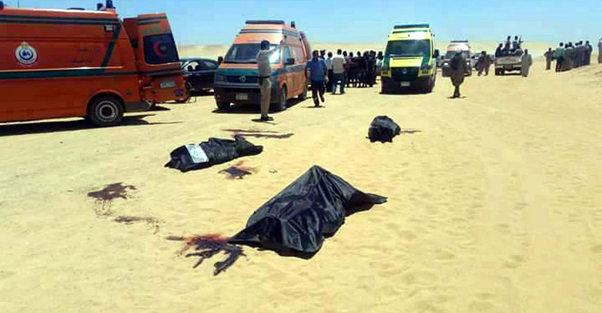 Egipatski borbeni zrakoplovi napali kampove u Libiji nakon napada na kršćane
