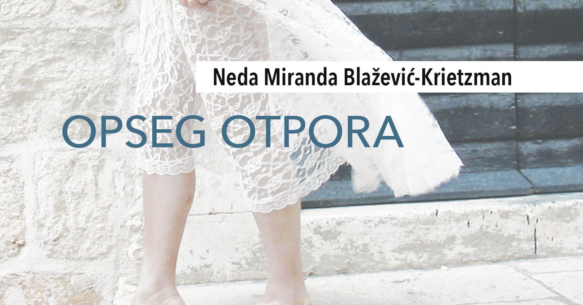 ZBF Predstavljena autobiografija Nede Mirande Blažević-Krietzman