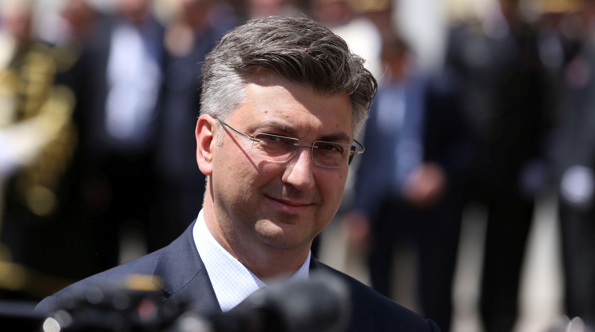 Plenković građanima čestitao Dan državnosti