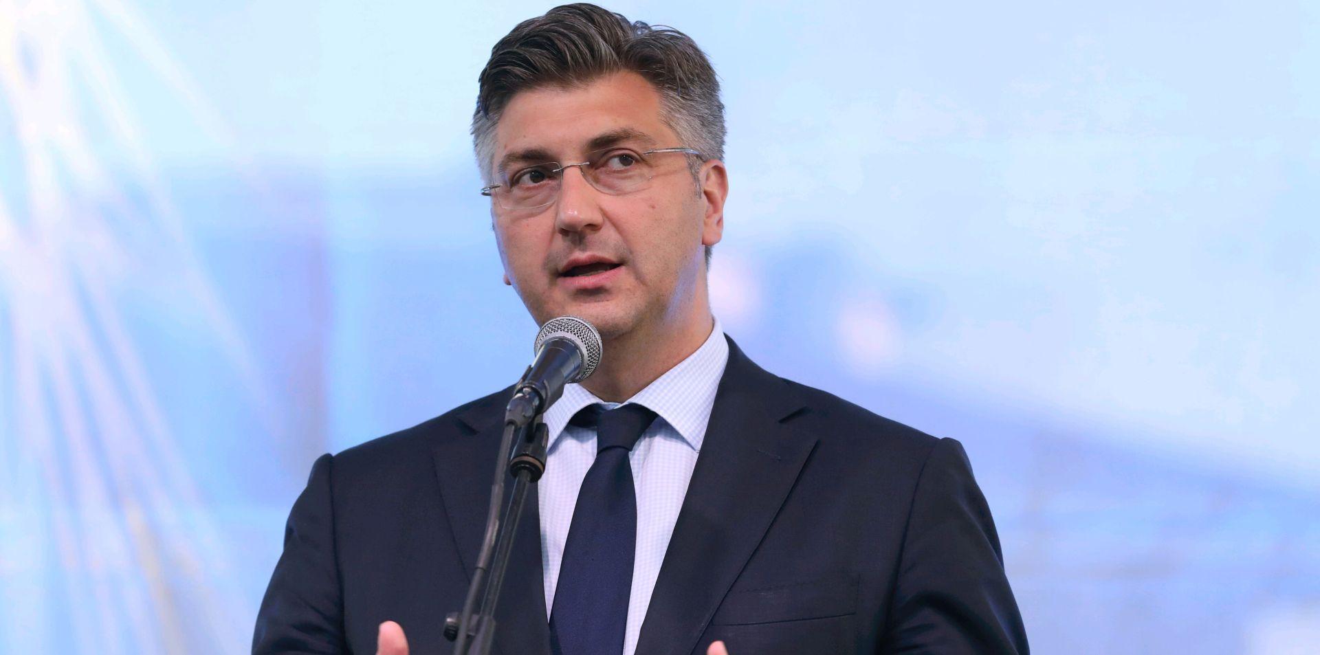PLENKOVIĆ O SUFINANCIRANJU PELJEŠKOG MOSTA Svečana ceremonija u Bruxellesu idući tjedan