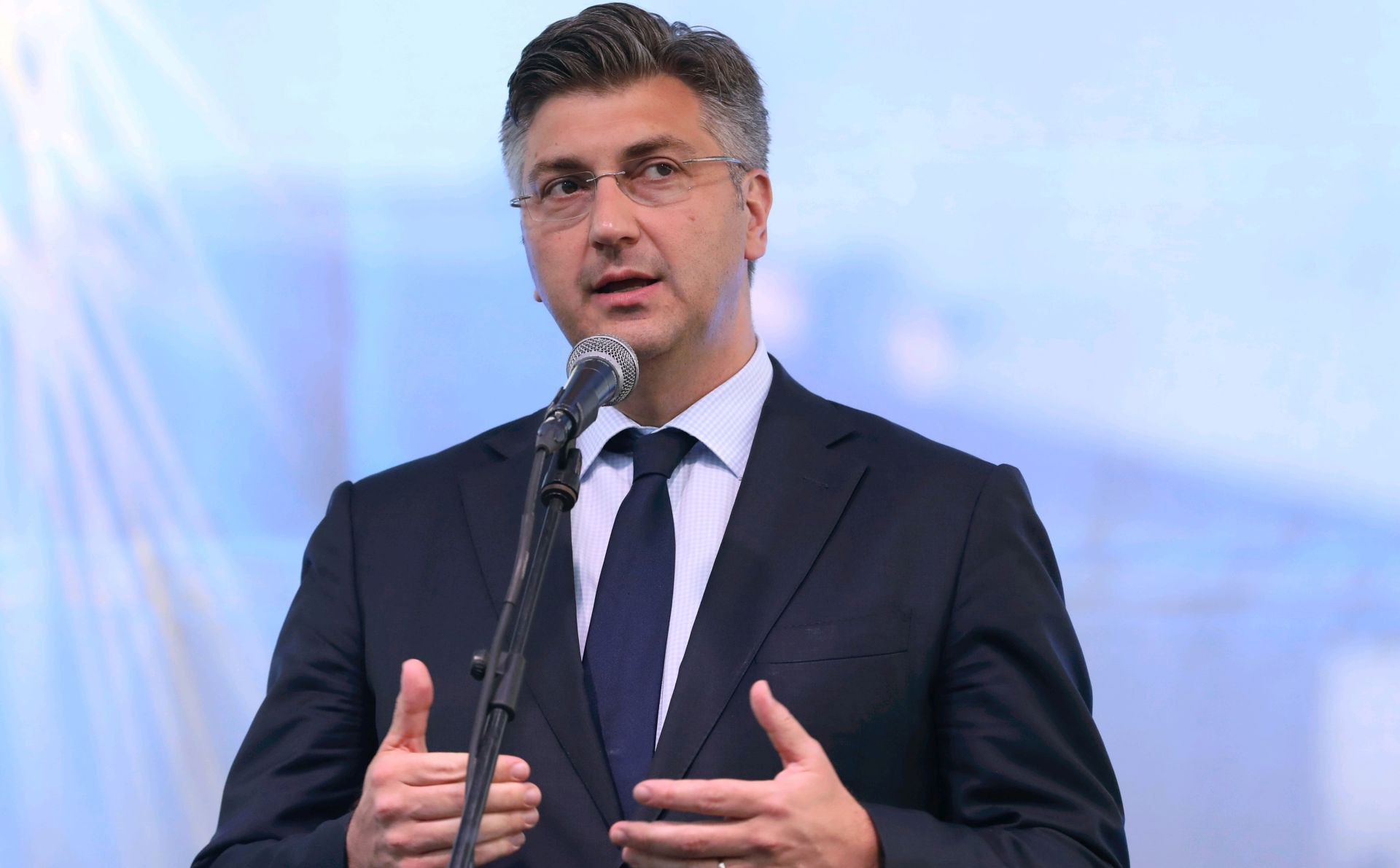 PLENKOVIĆ Kontinuiran dijalog sa Sberbankom