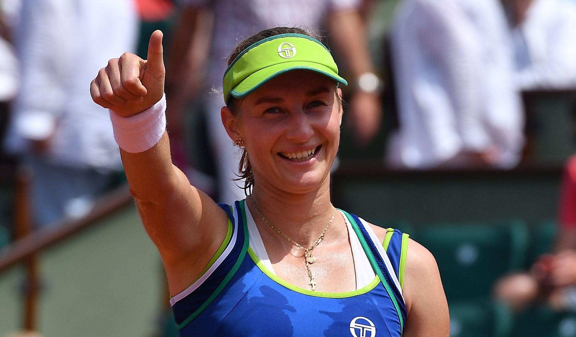 ROLAND GARROS Prva tenisačica svijeta ispala već u prvom kolu