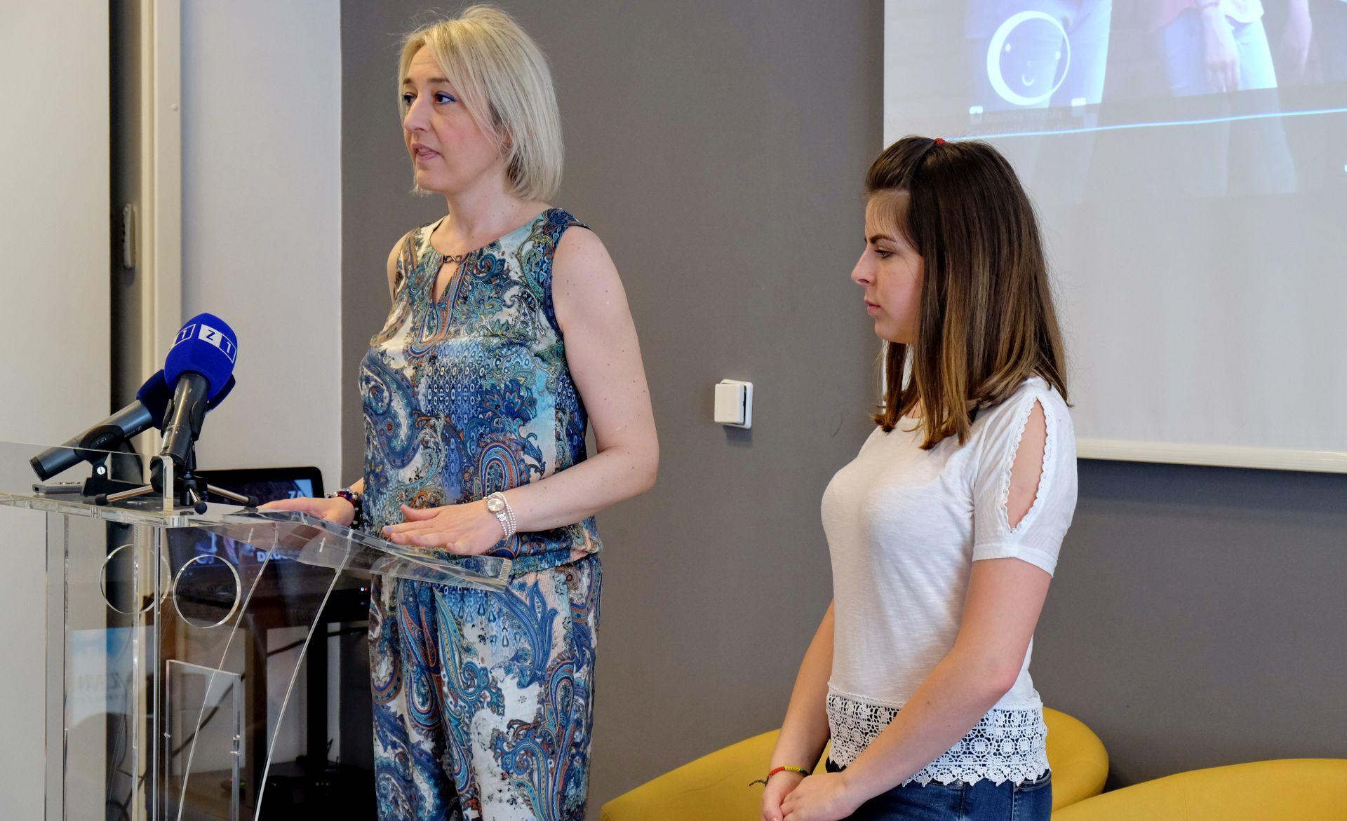 Milas Klarić poziva djecu da se prijave za njezine nove savjetnike