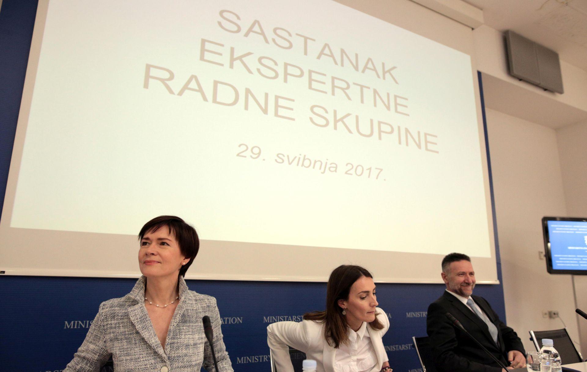 BARIŠIĆ 'Reforma obrazovanja traži i veću administrativno-stručnu potporu'