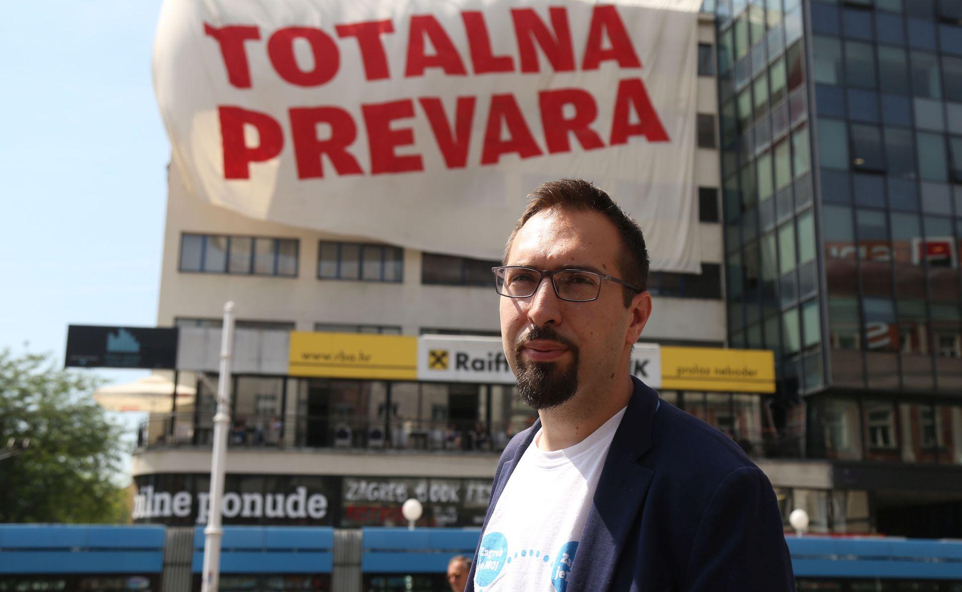 Radnička fronta i platforma Zagreb je naš pozivaju na prosvjede zbog kurikularne reforme