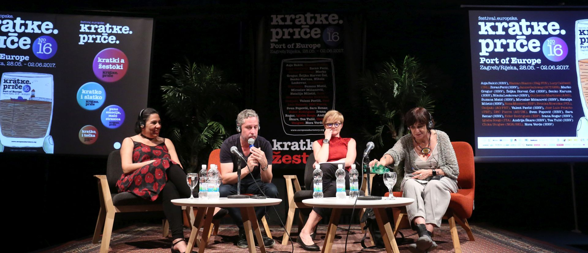 FEKP – Rosa Montero i Guillermo Martinez o književnosti koja zbližava svijet
