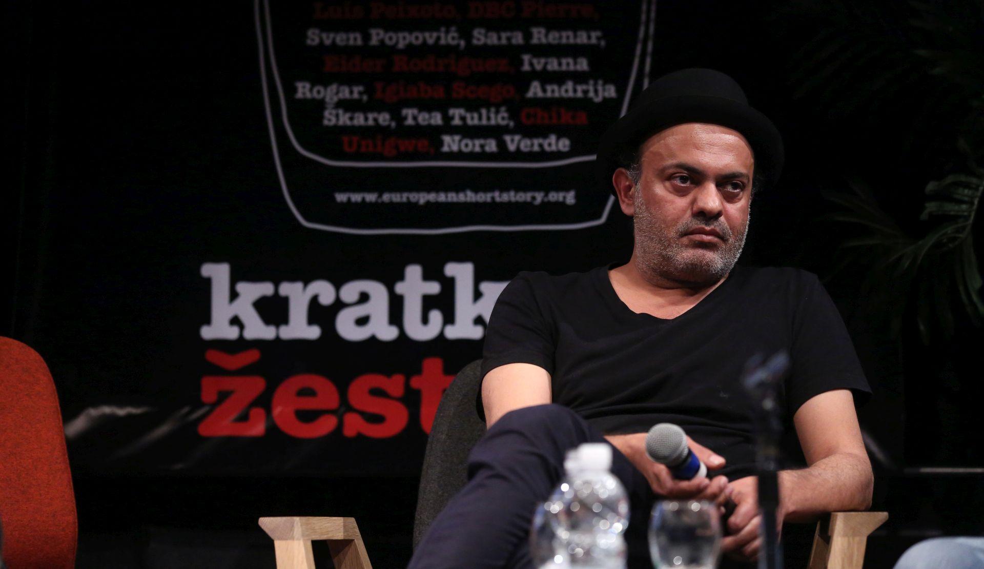 FEKP – HASSAN BLASIM Najveći suvremeni arapski pisac gost Zagreba i Rijeke